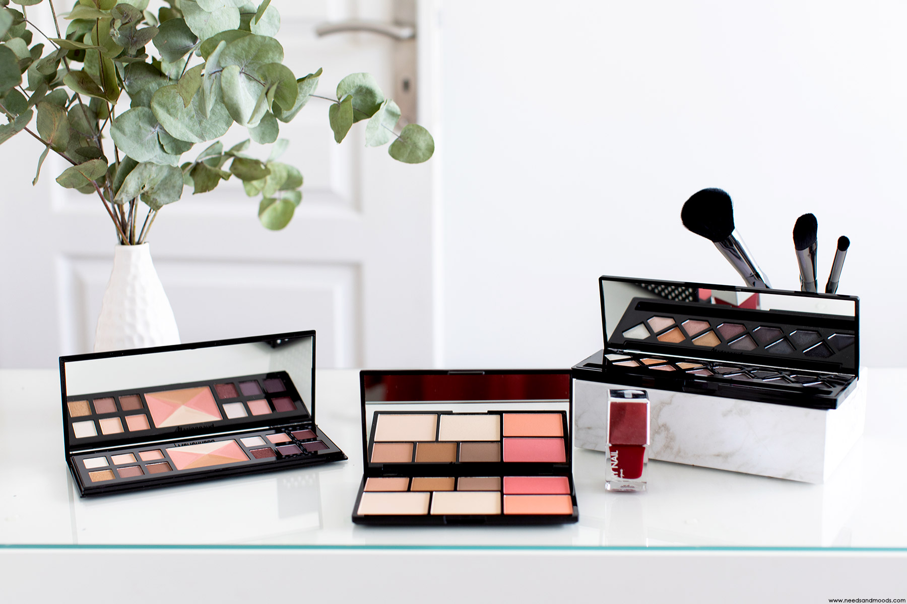 marionnaud palettes maquillage