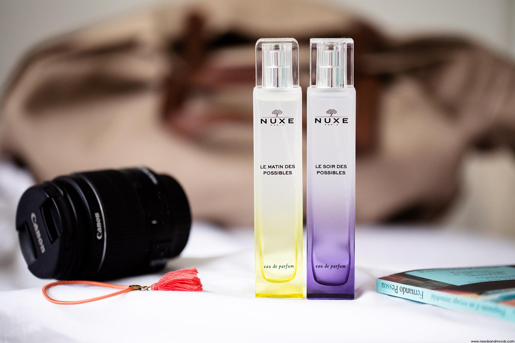 parfum nuxe avis