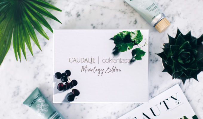 beauty box lookfantastic caudalie