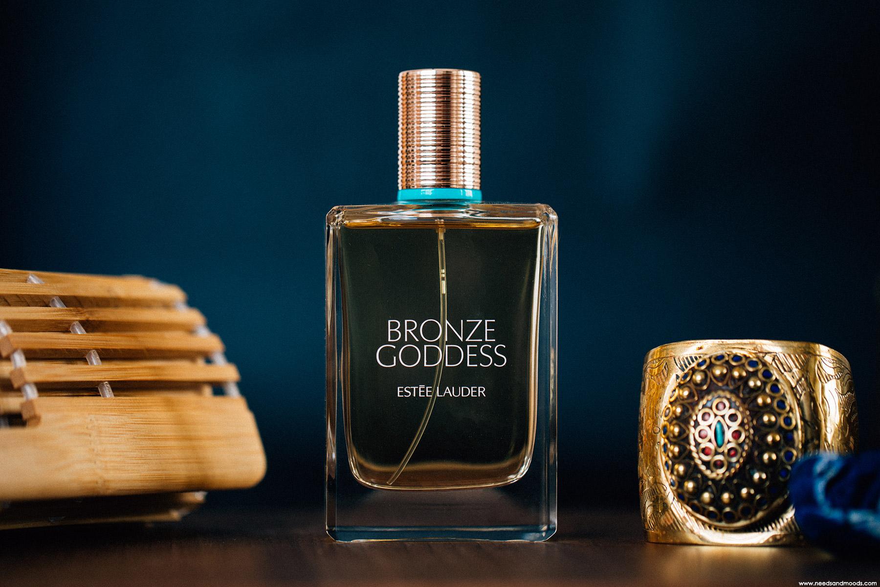 bronze goddess eau fraiche estee lauder avis