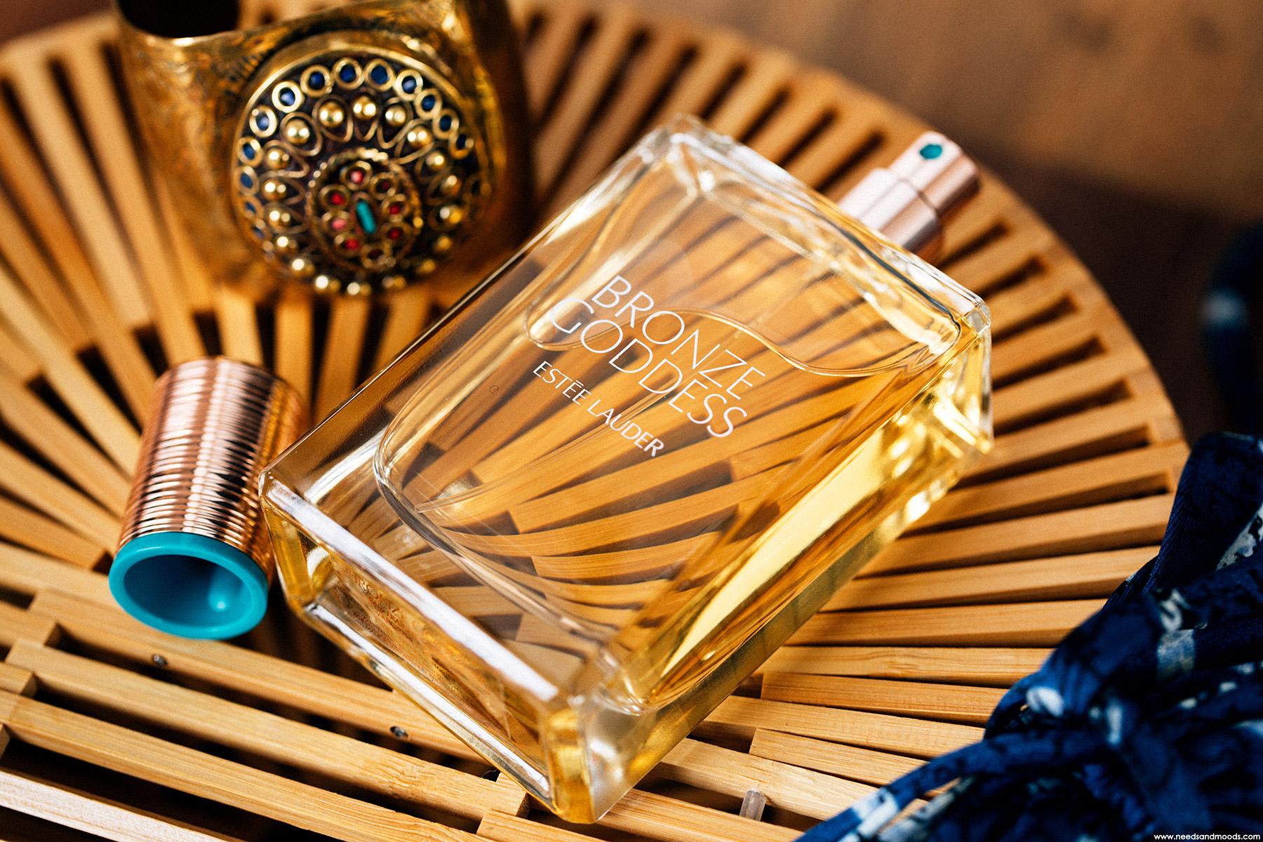 bronze goddess eau fraiche estee lauder parfum