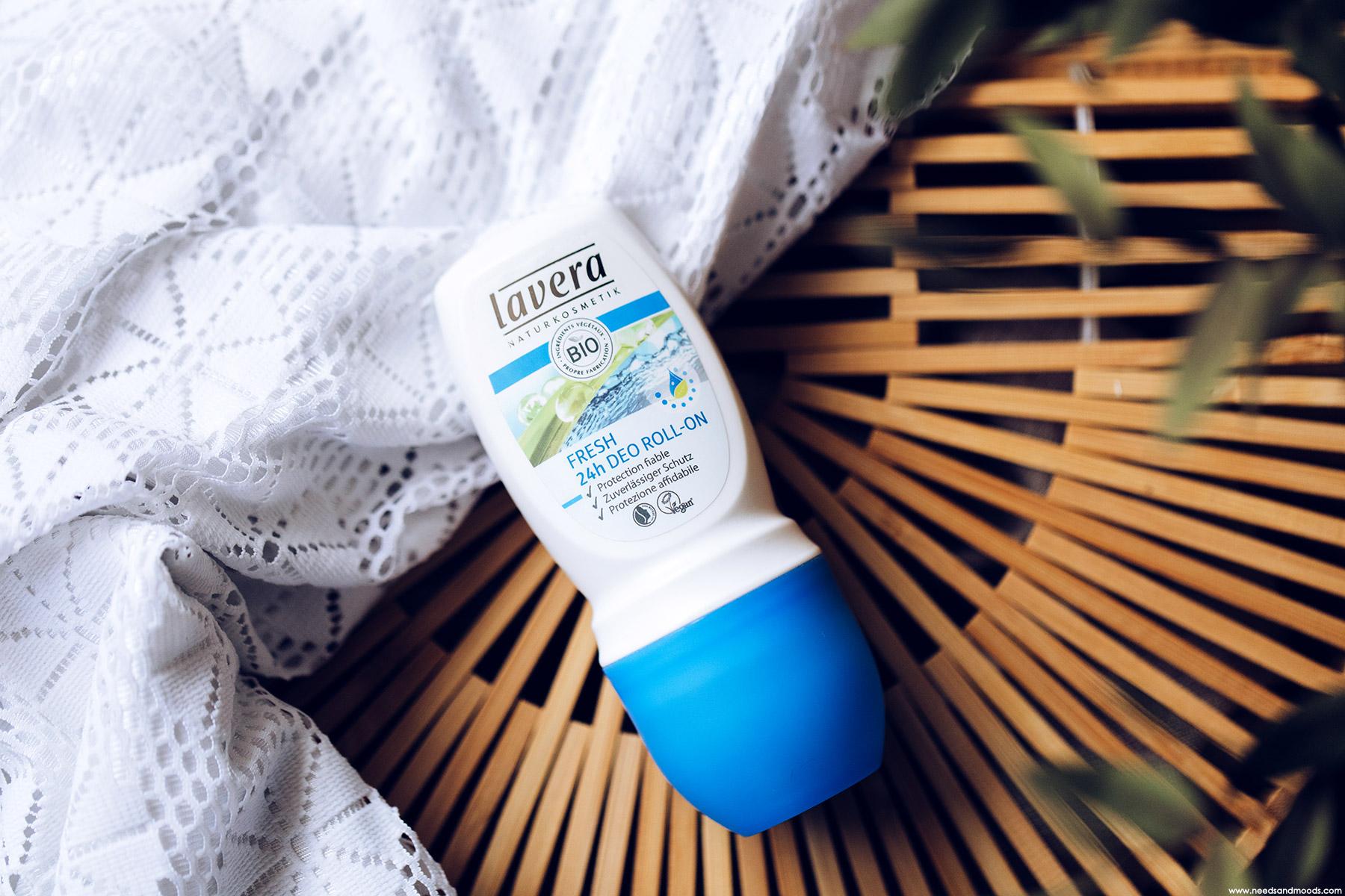 deodorant lavera avis