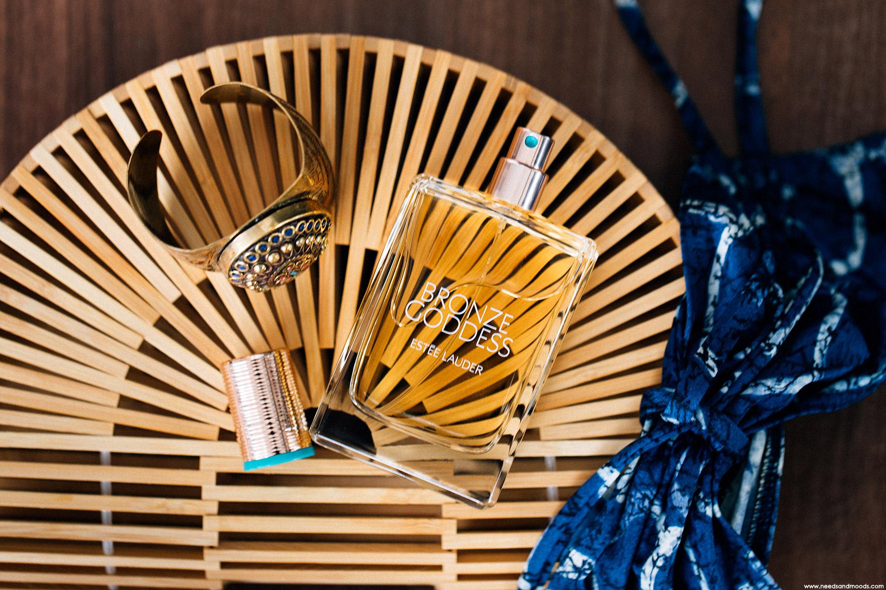 estee lauder parfum bronze goddess eau fraiche