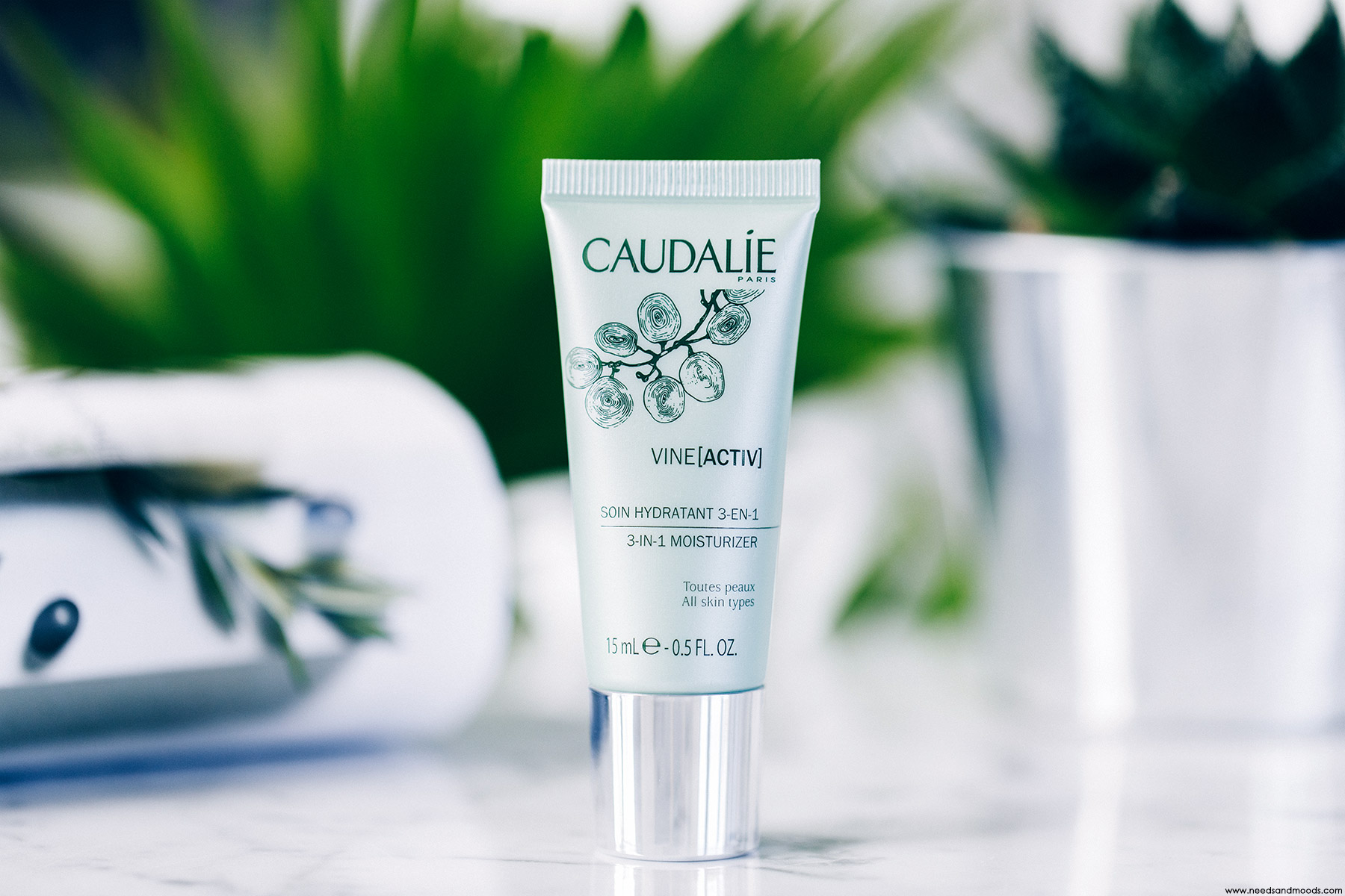 lookfantastic beauty box caudalie soin hydratant