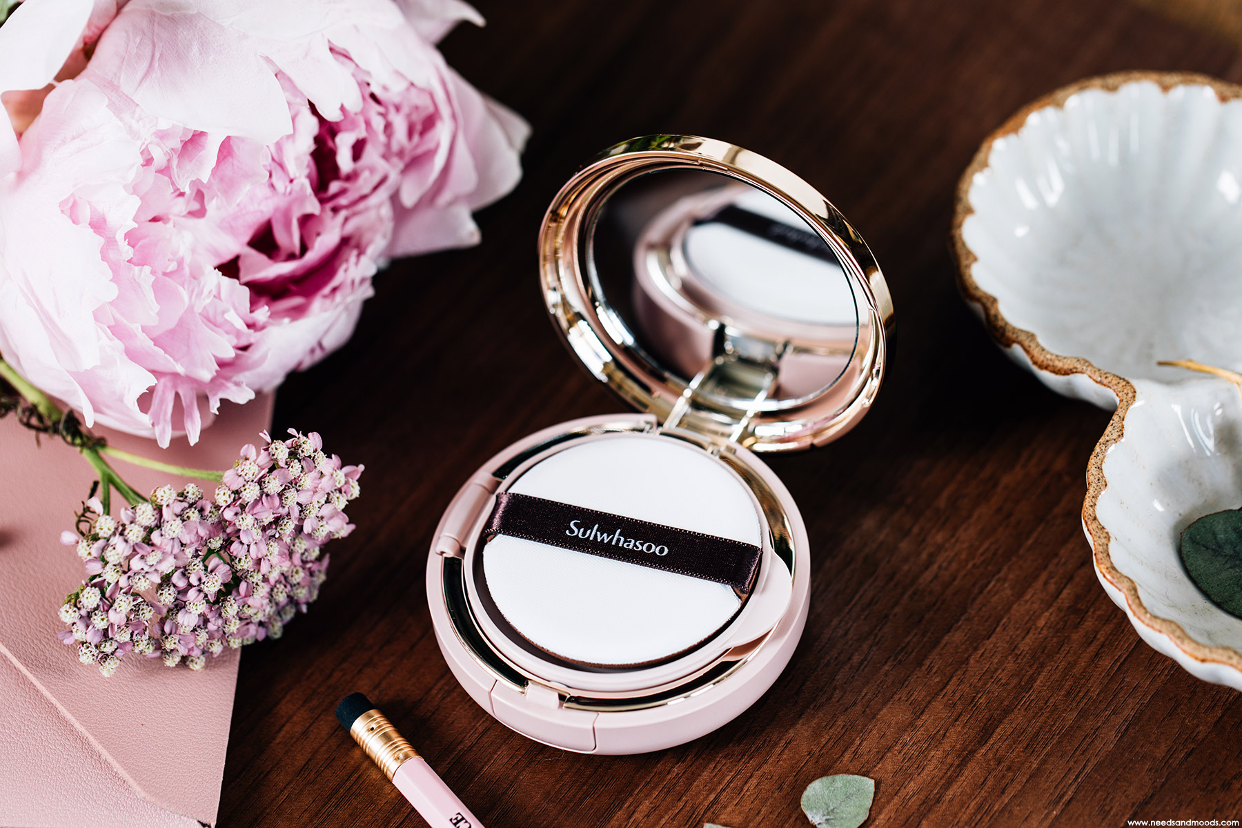 perfecting cushion sulwhasoo avis test
