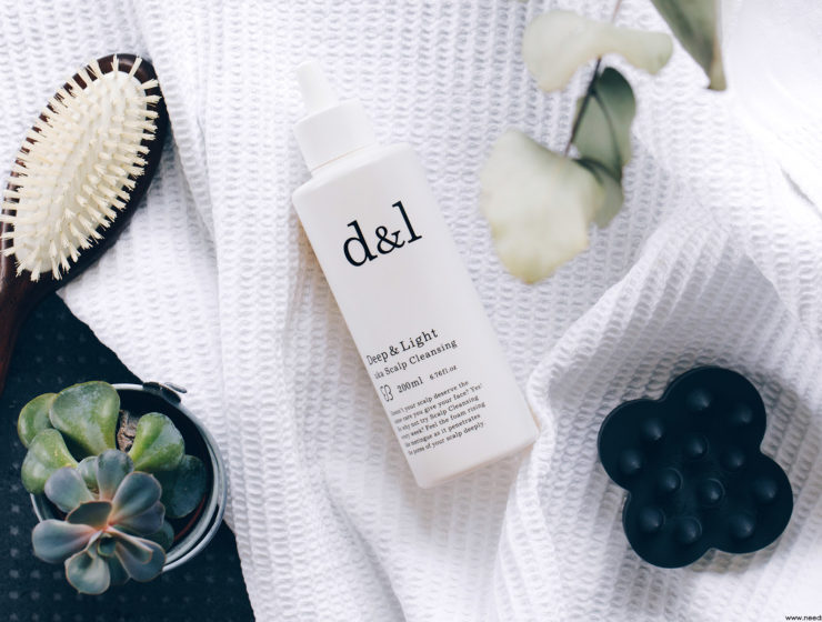 Scalp Cleansing Deep & Light uka avis