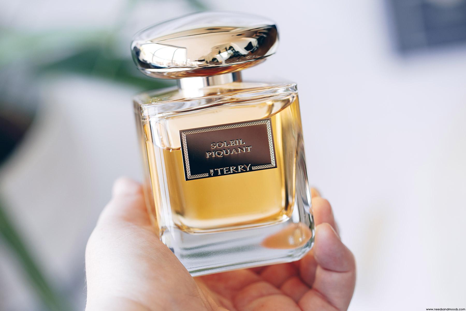 avis parfum by terry soleil piquant