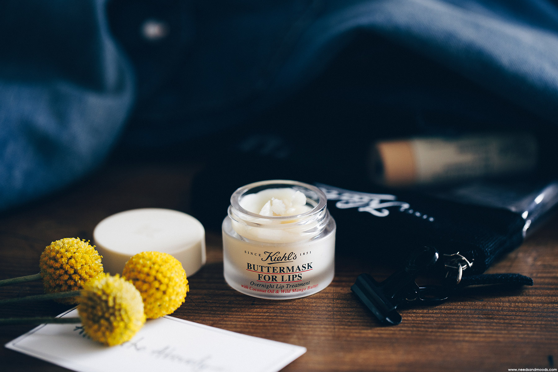 kiehls butter mask for lips avis