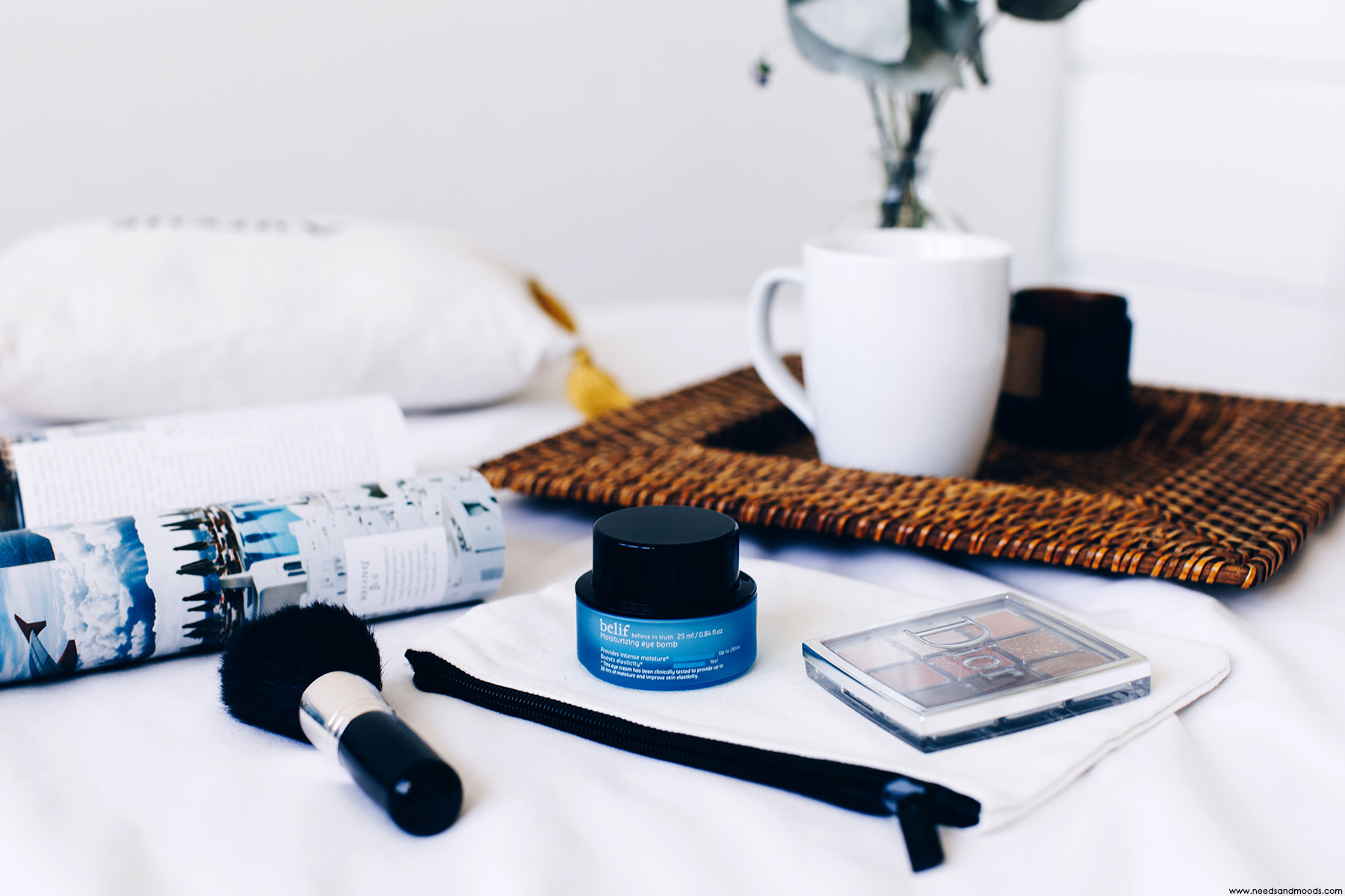 belif moisturizing eye bomb avis