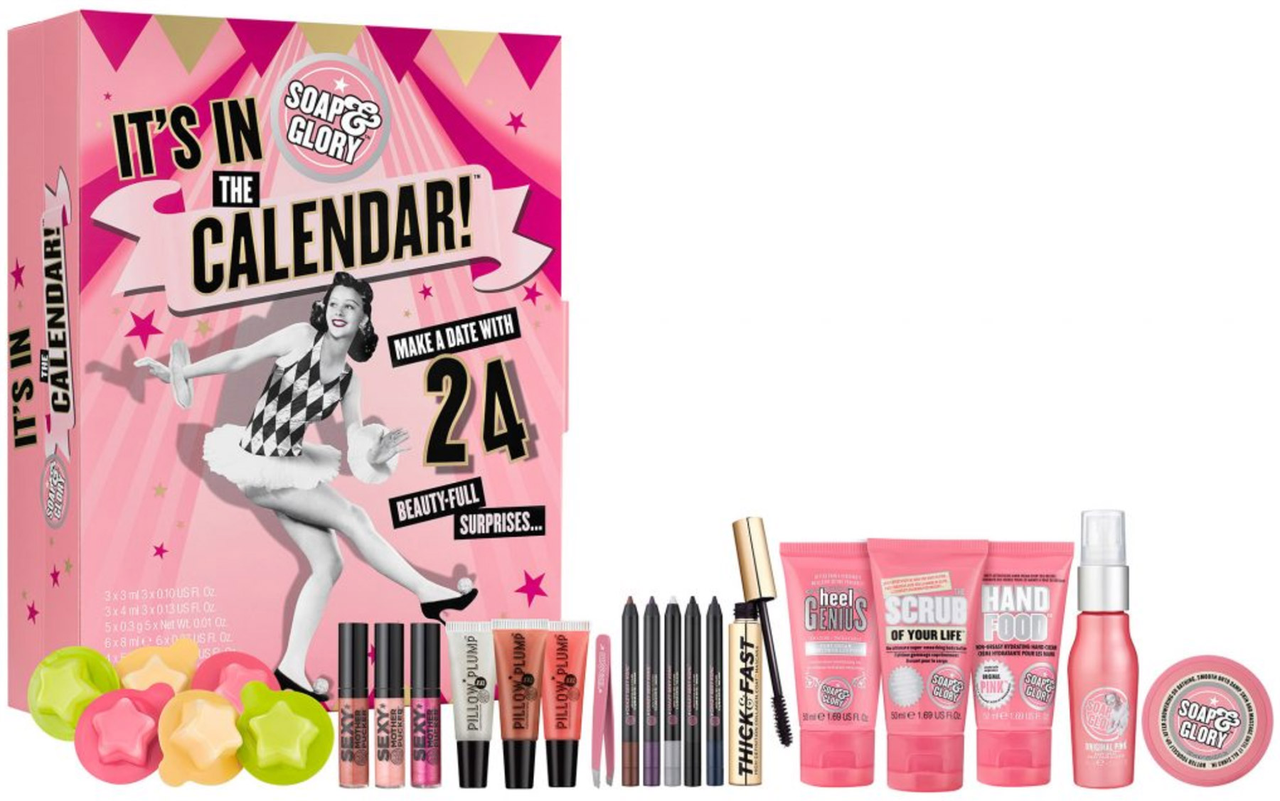 calendrier-avent-beaute-soap-glory-2018