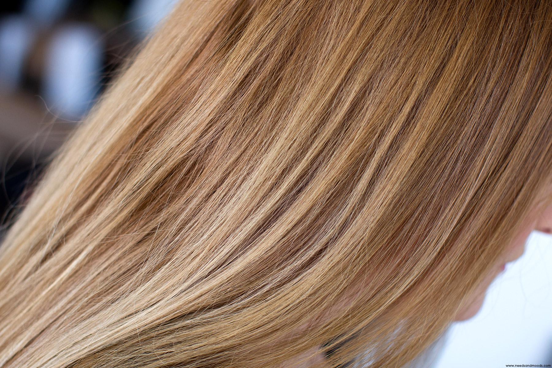 christophe robin soin nuanceur de couleur avant apres