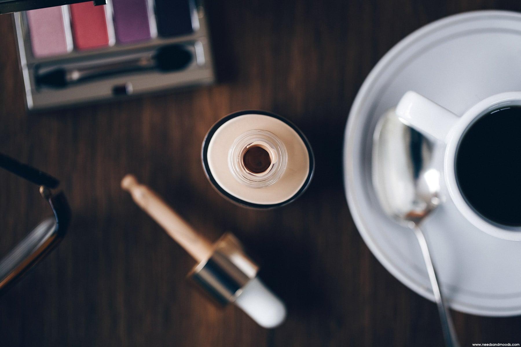 clarins skin illusion avis test