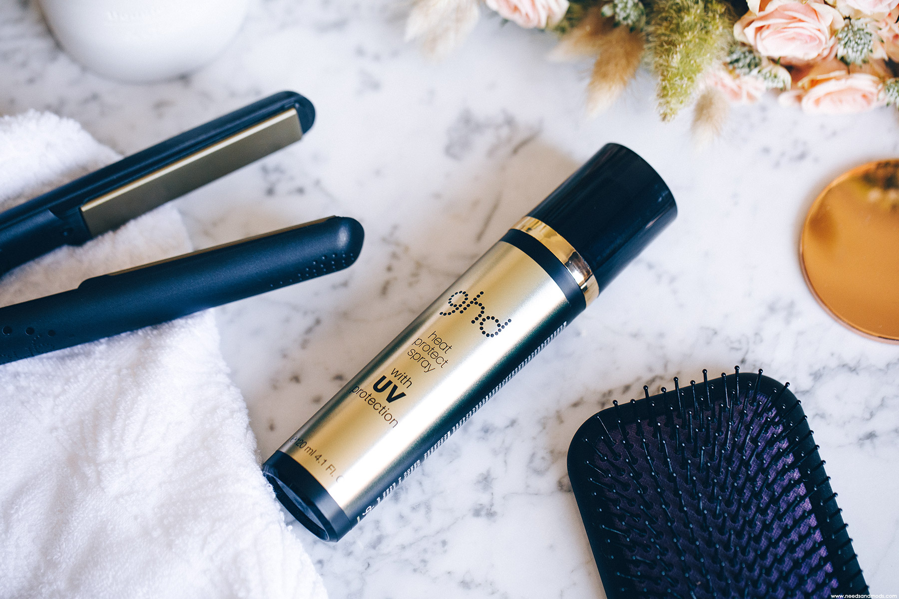 ghd heat protect spray avis