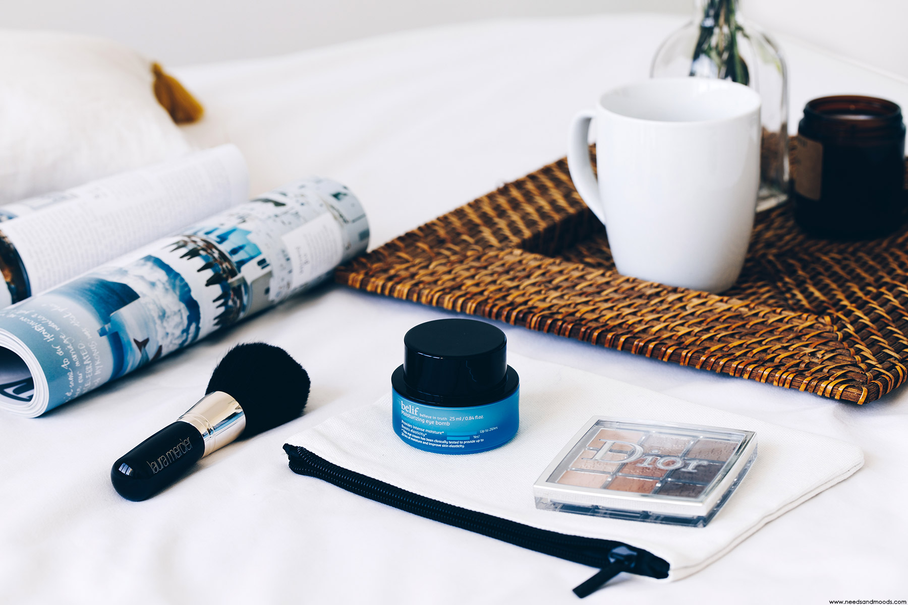moisturizing eye bomb belif avis