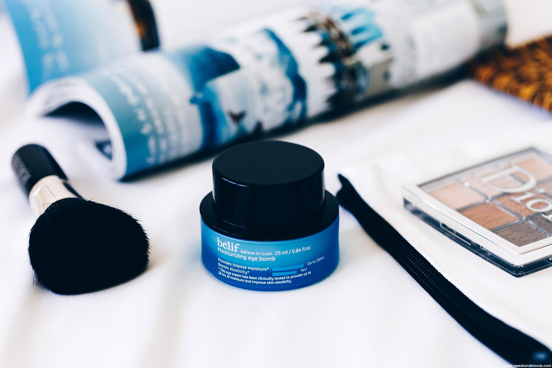 moisturizing eye bomb belif