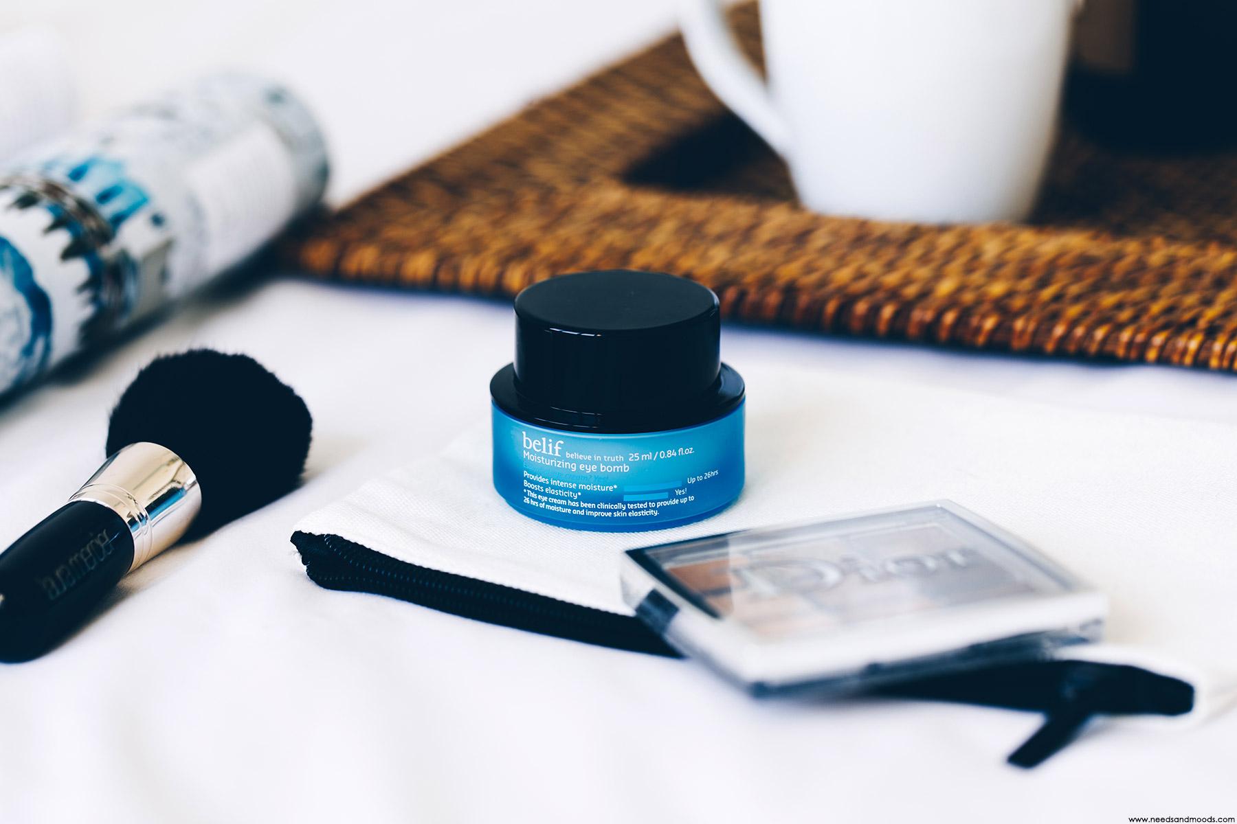 moisturizing eye bomb