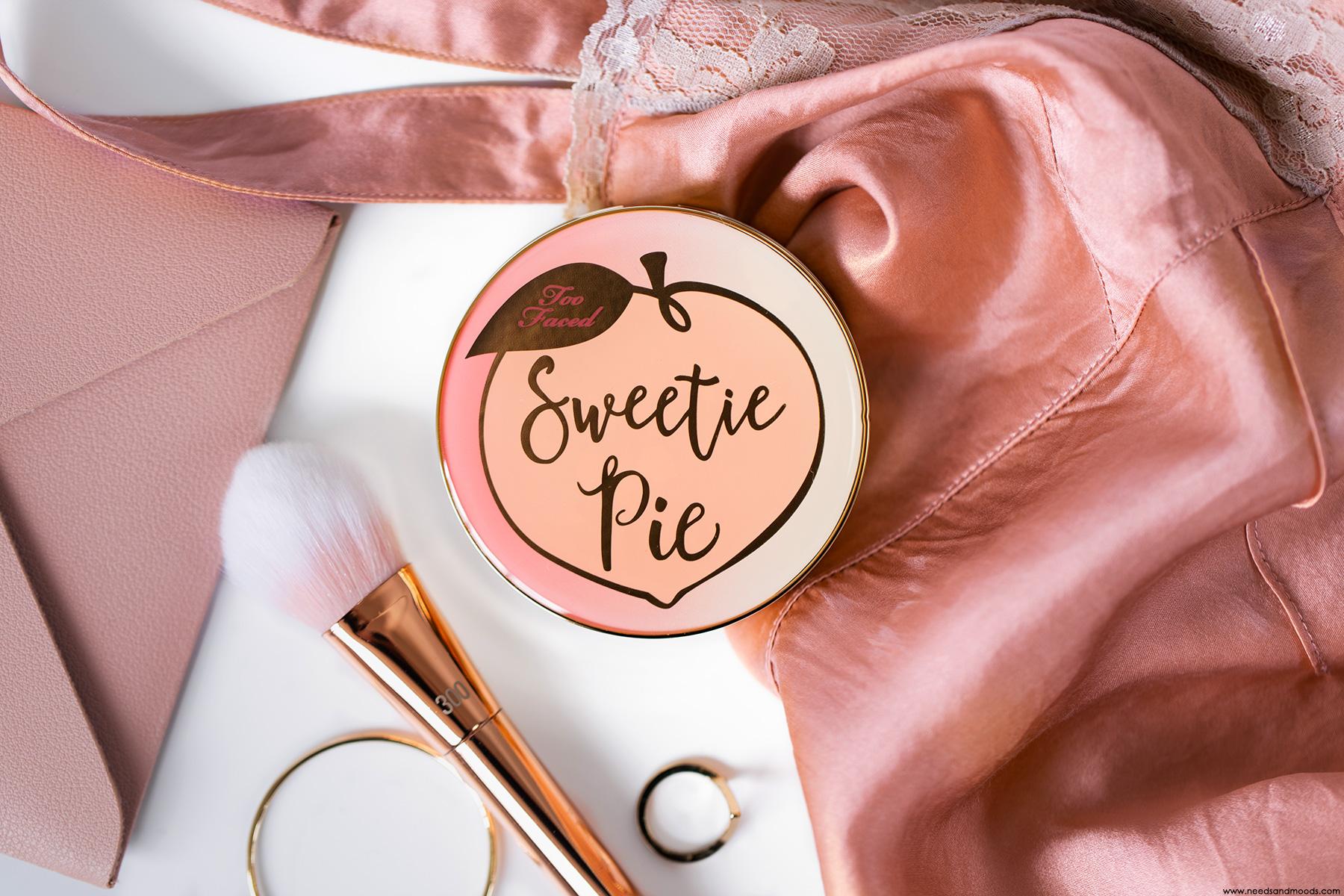 sweetie pie too faced