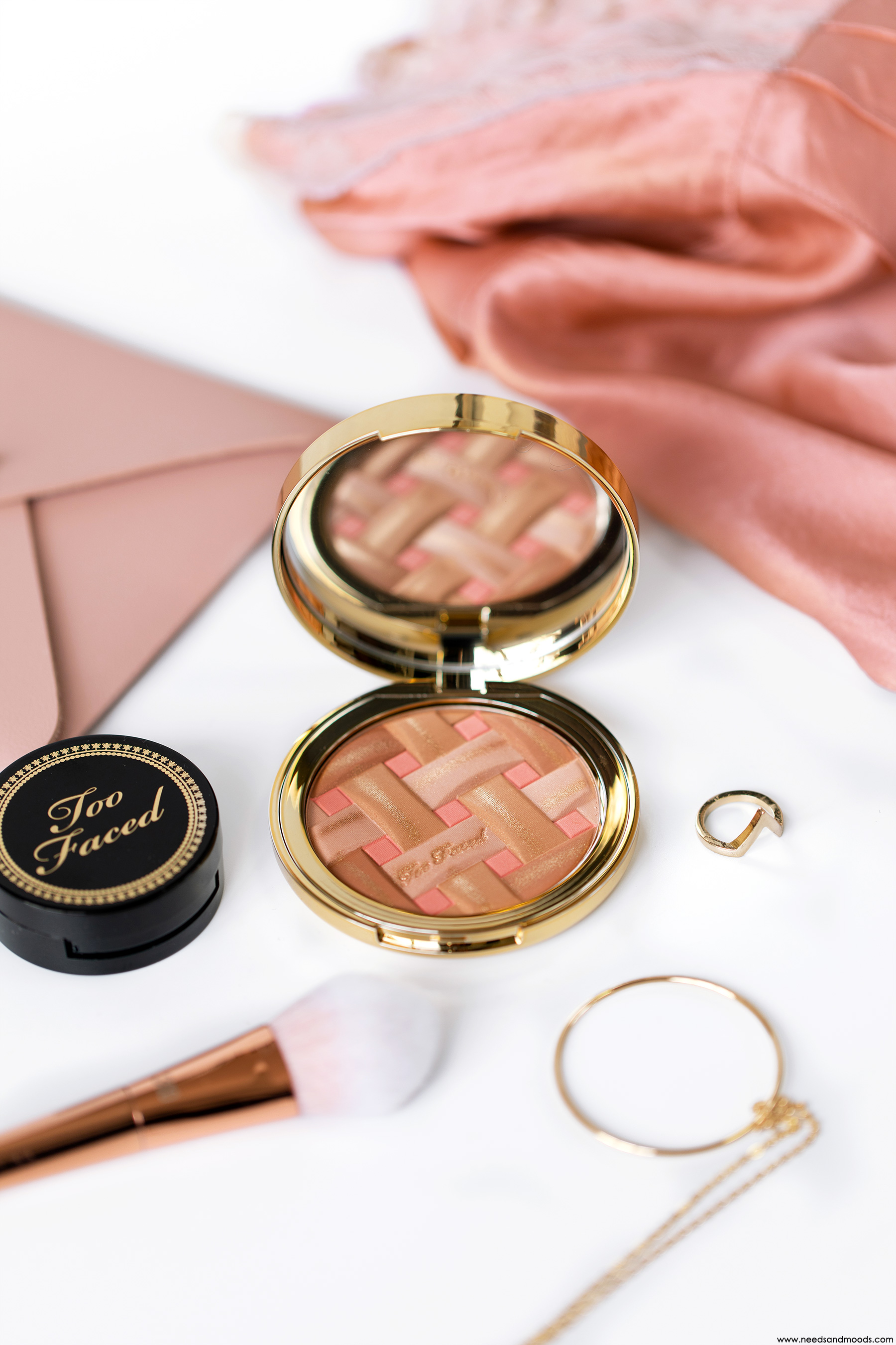 too faced sweetie pie test