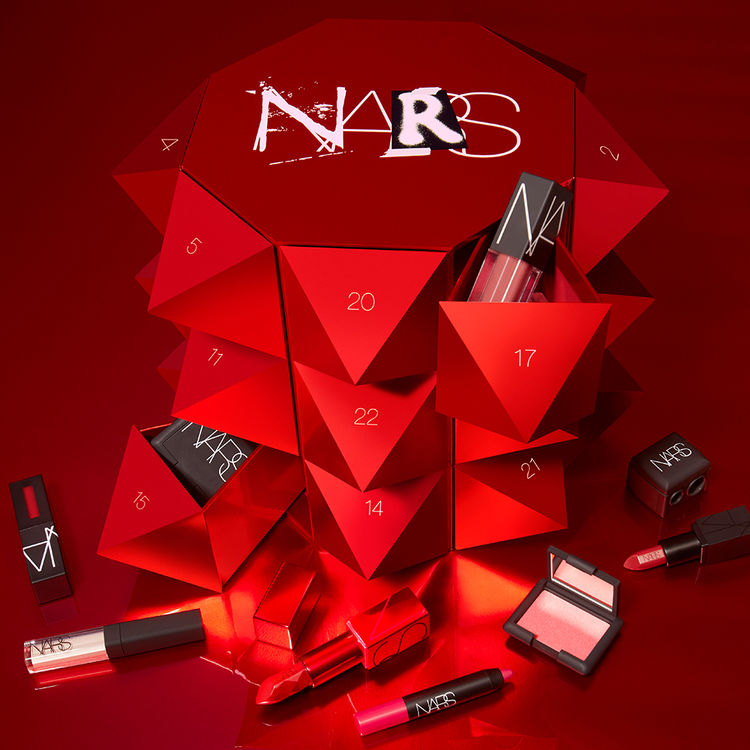 NARS uncensored calendrier avent