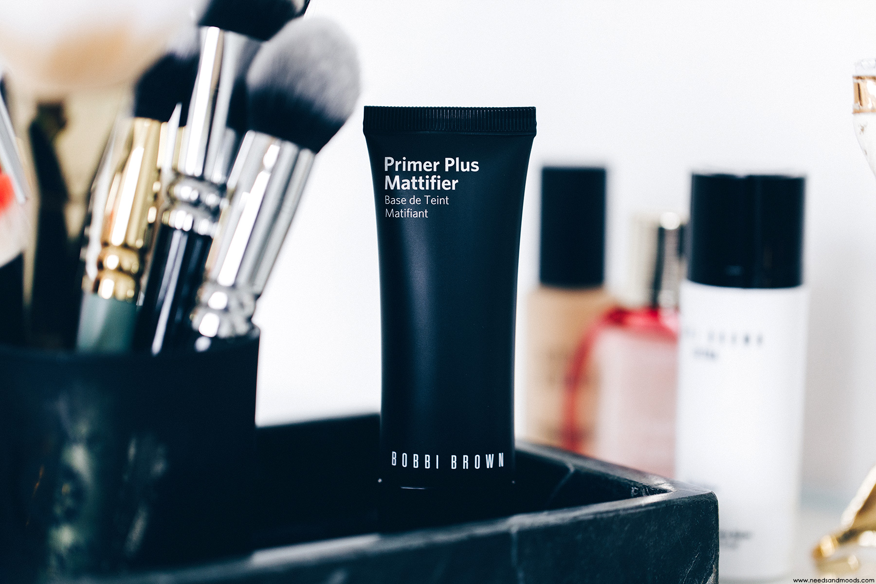 bobbi brown base de teint matifiante