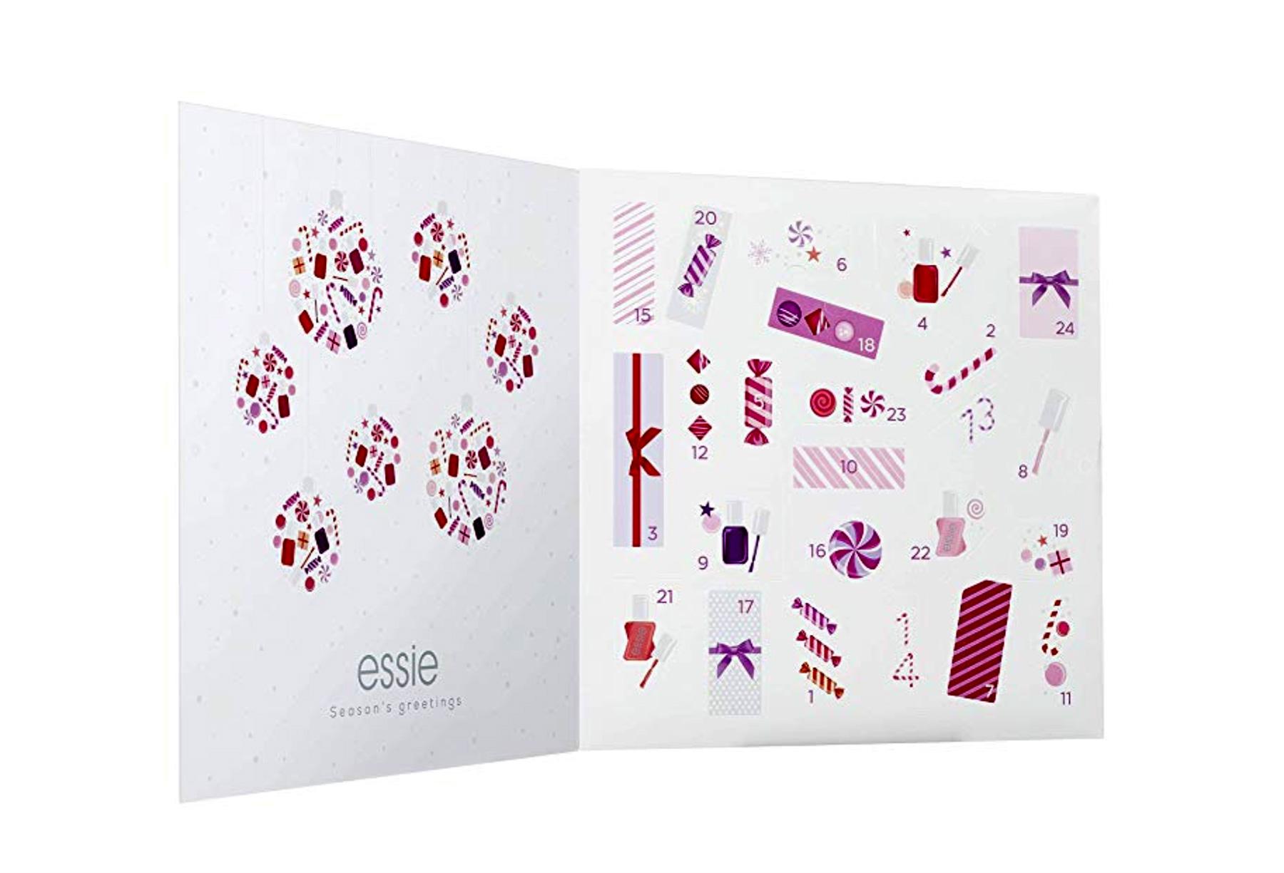 calendrier-avent-beaute-2018-ESSIE