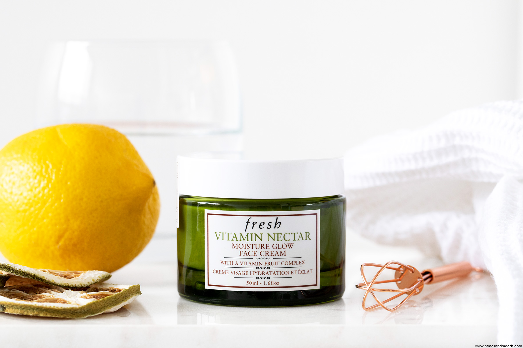 fresh beauty creme visage vitamin nectar