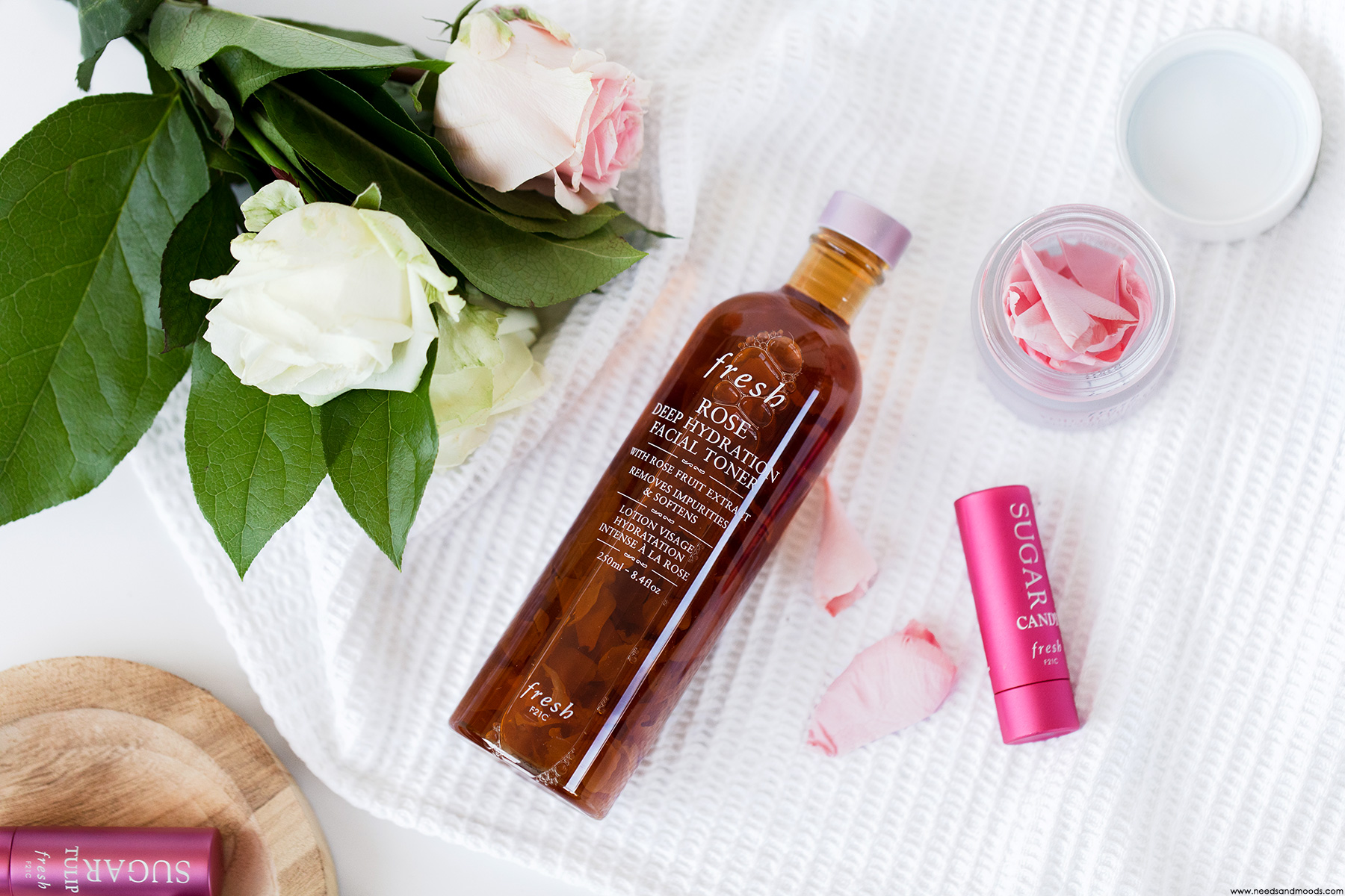 fresh beauty rose deep hydratation facial toner avis