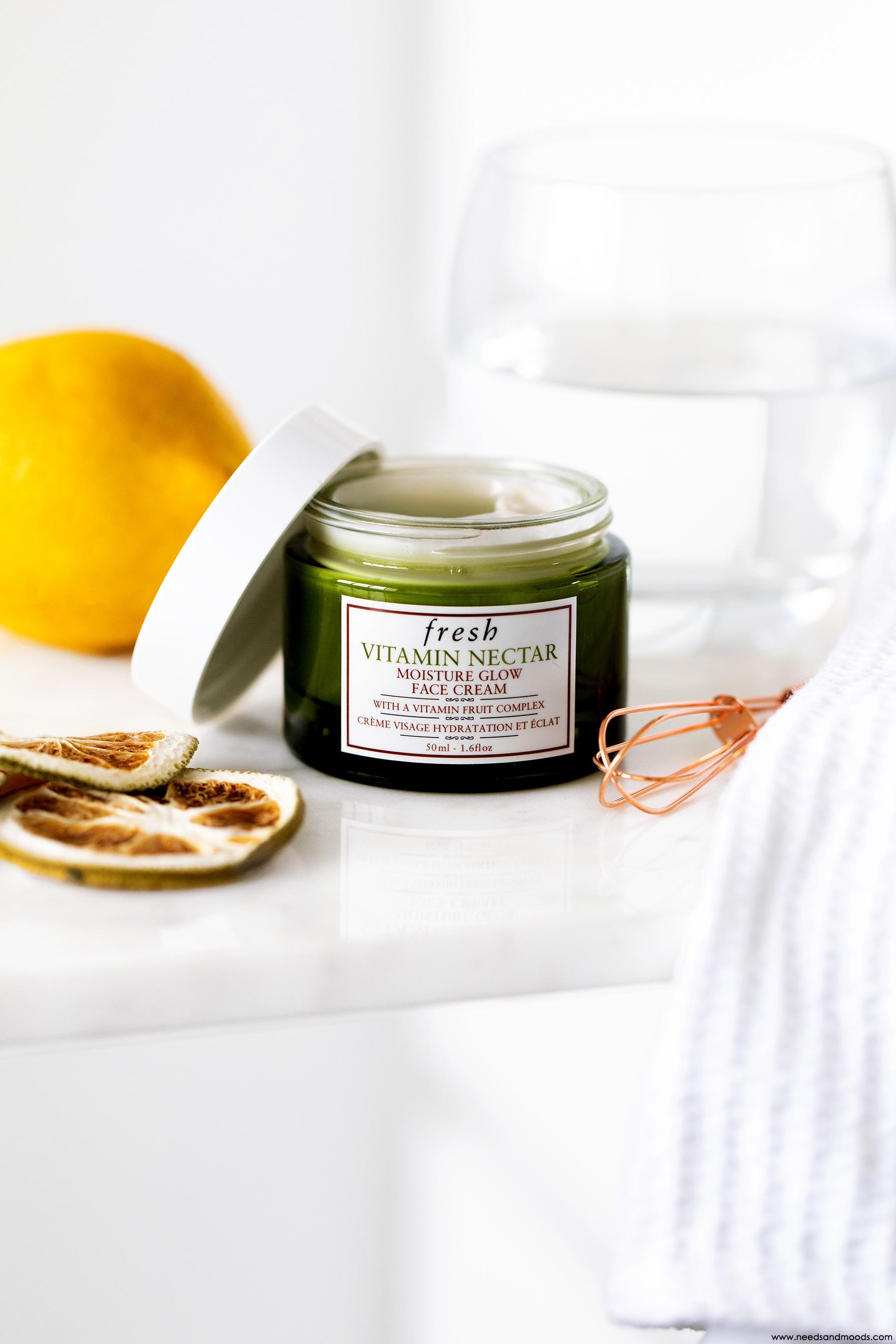 fresh vitamin nectar creme visage