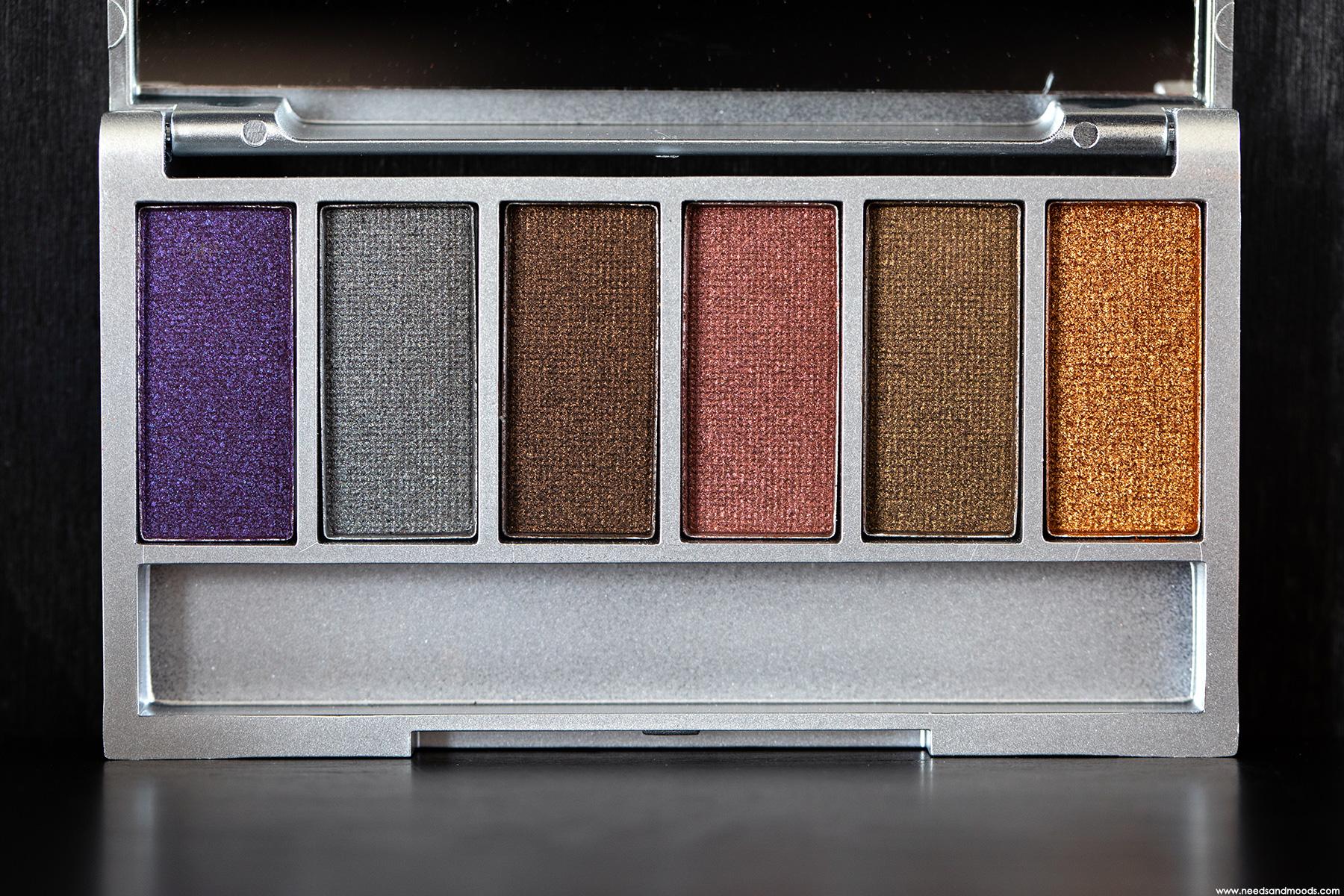 glossybox septembre 2018 praline palette