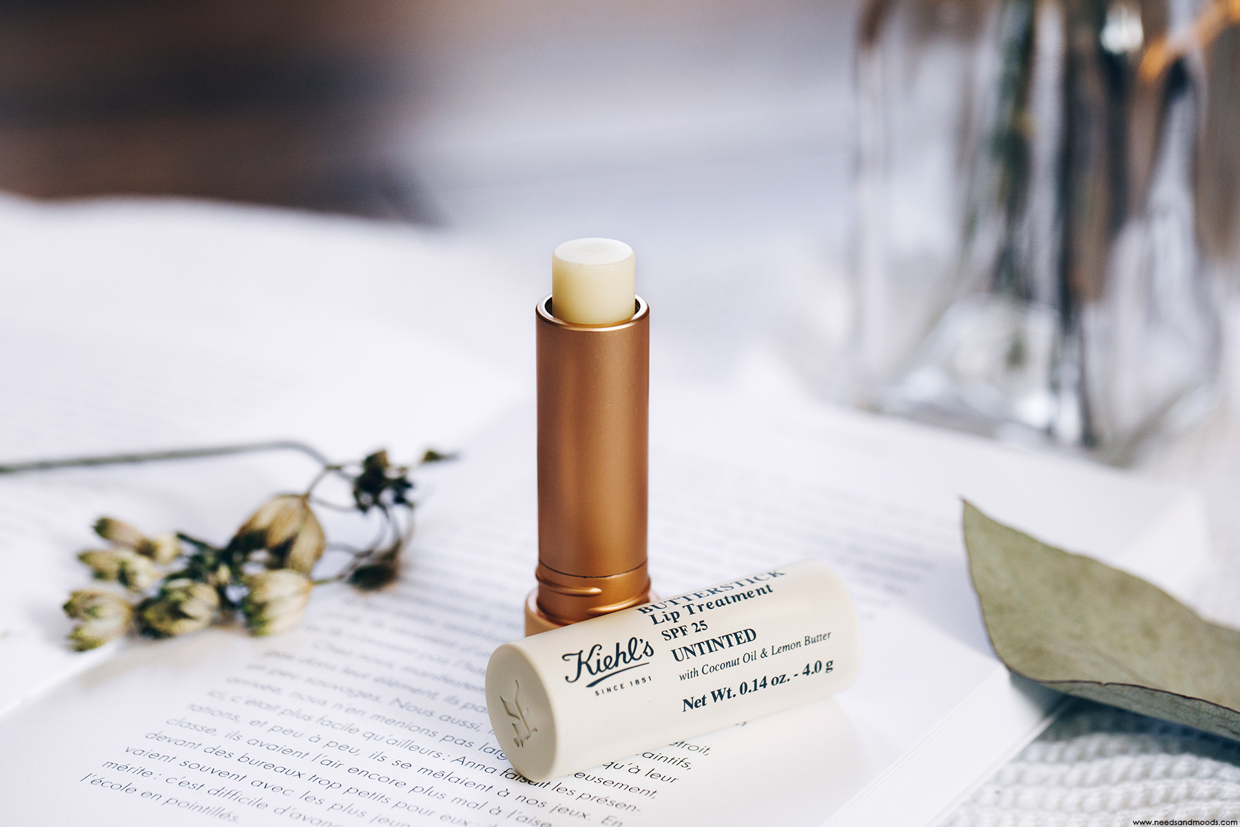 kiehls butterstick lip treatment
