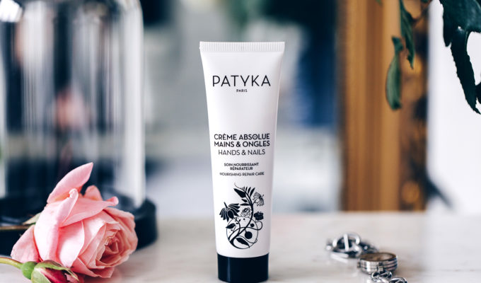 patyka creme absolue mains ongles