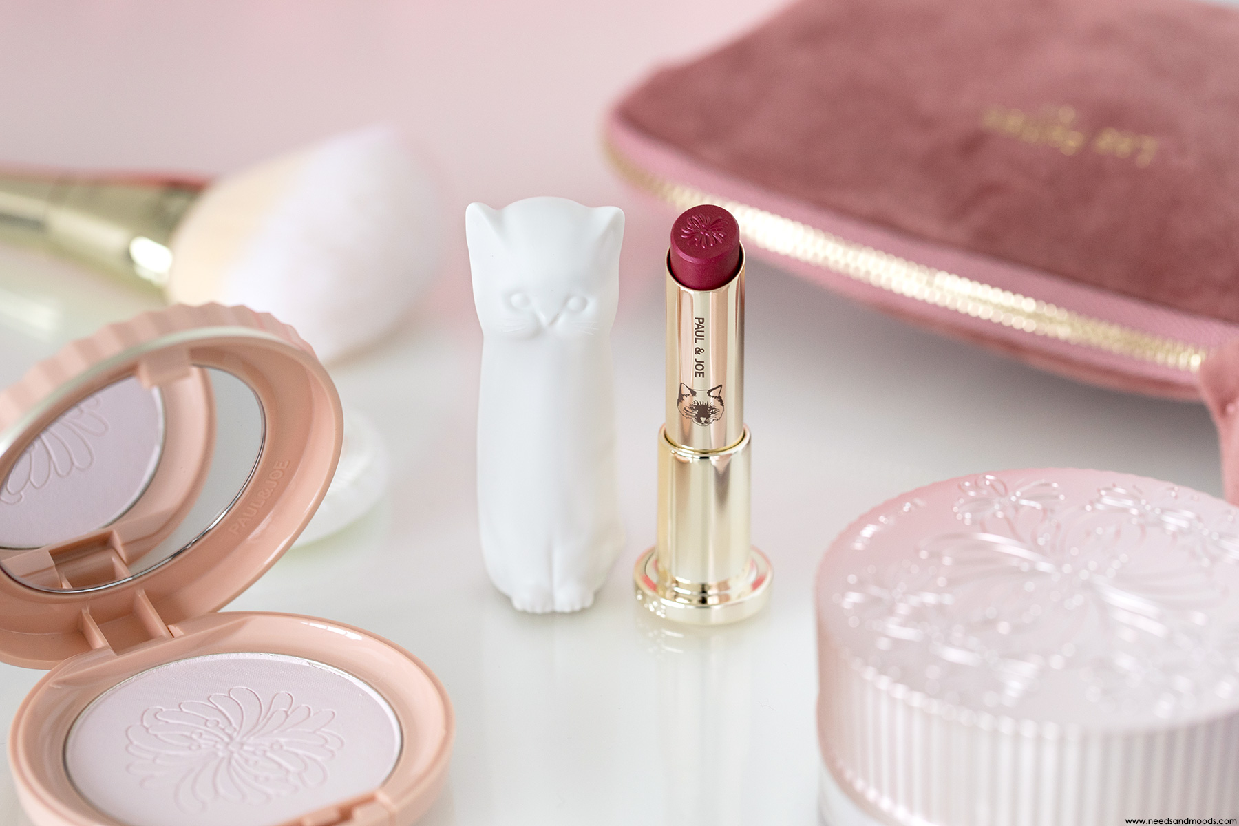 paul joe beaute maquillage automne 2018