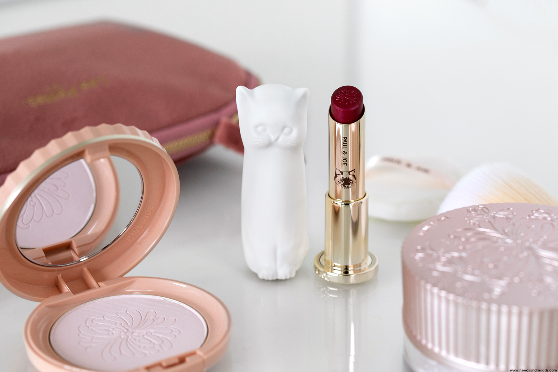 paul joe lipstick case cat