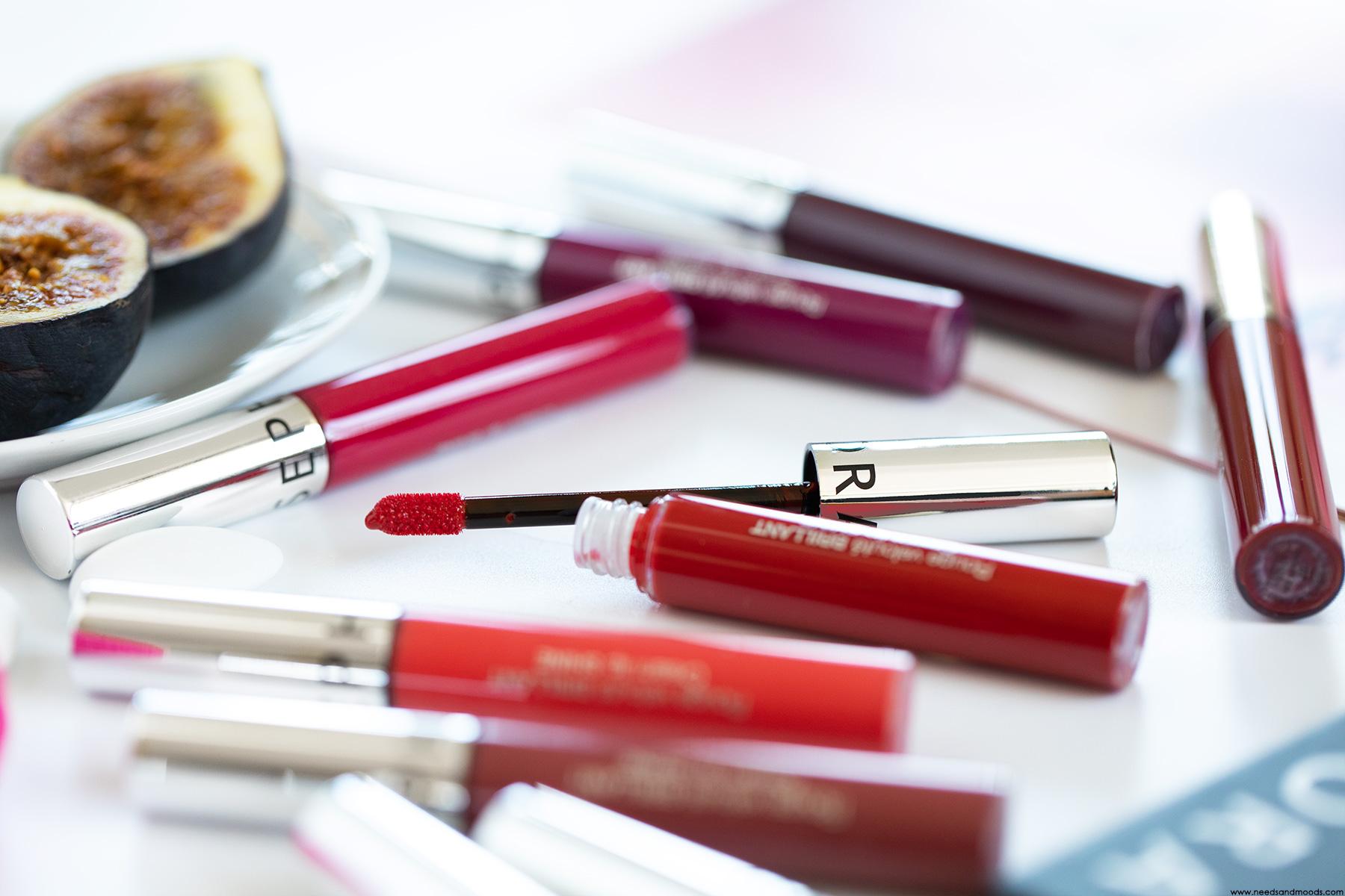 rouge levres cream lip shine sephora