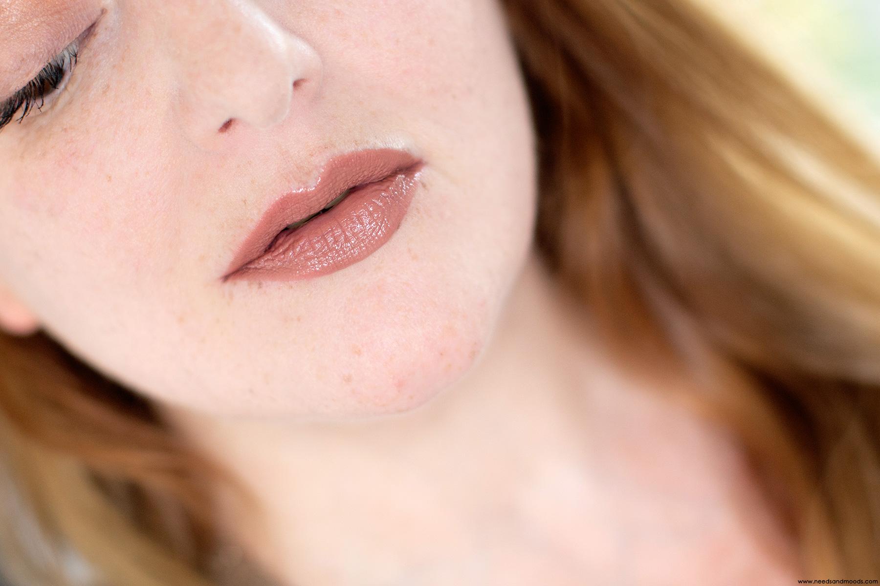 sephora cream lip shine daydreamer swatch