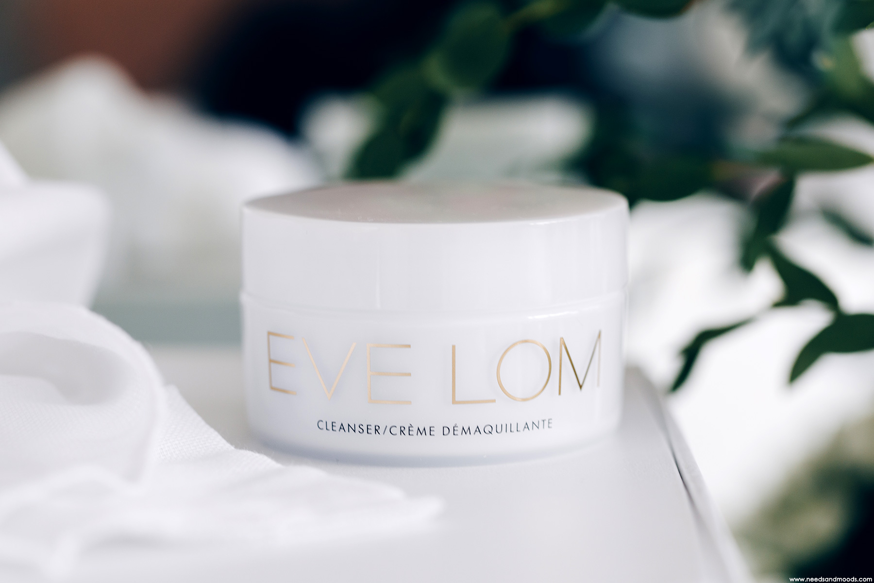 calendrier avent beauty expert eve lom creme demaquillante