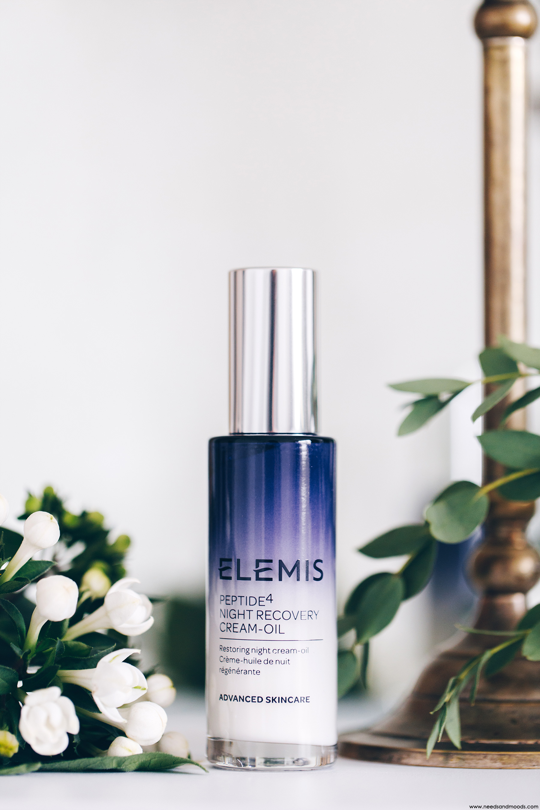 calendrier avent beauty expert serum elemis