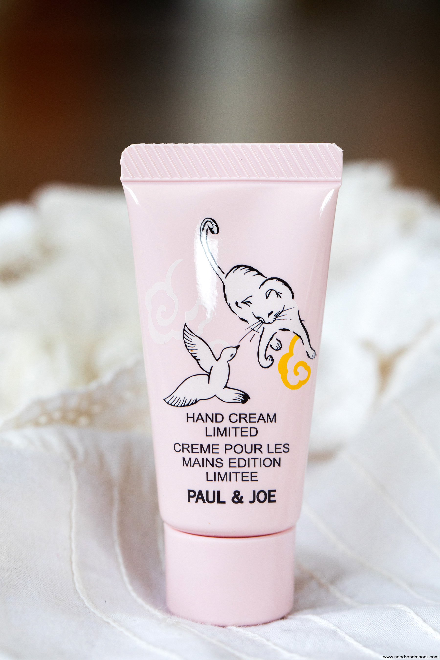 calendrier avent paul joe 2018 creme mains