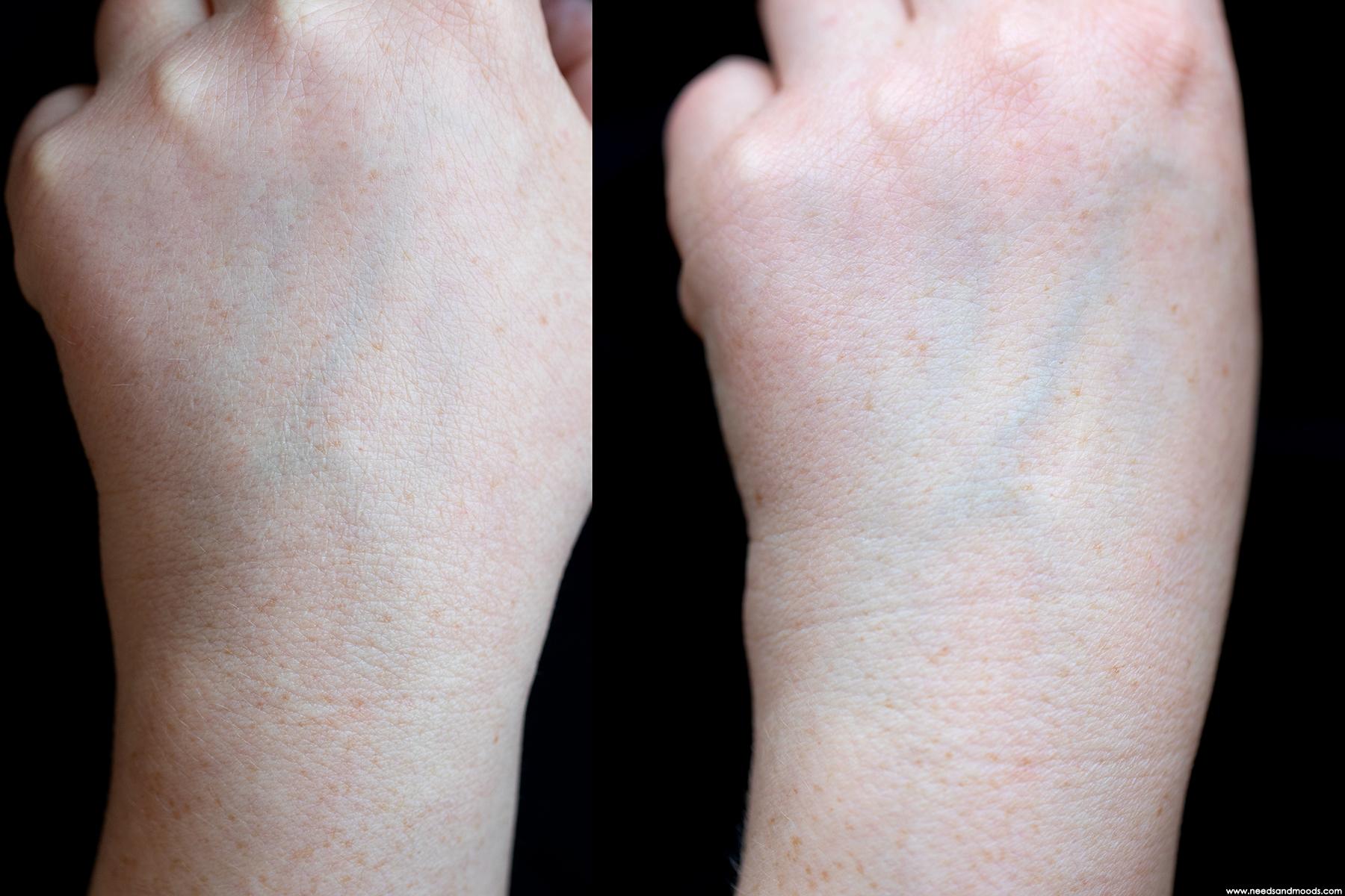 clarins-pore-control-serum-avant-apres