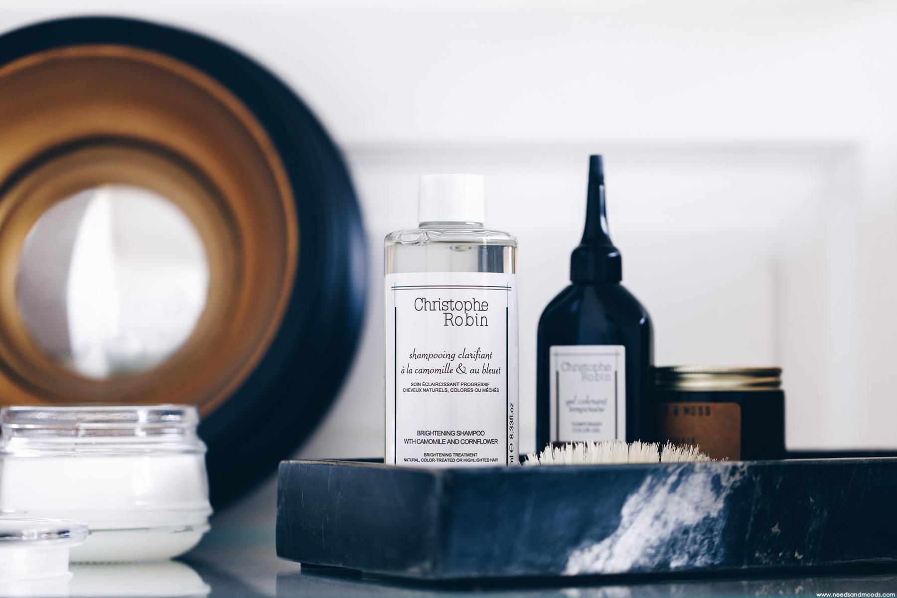 shampooing clarifiant christophe robin avis