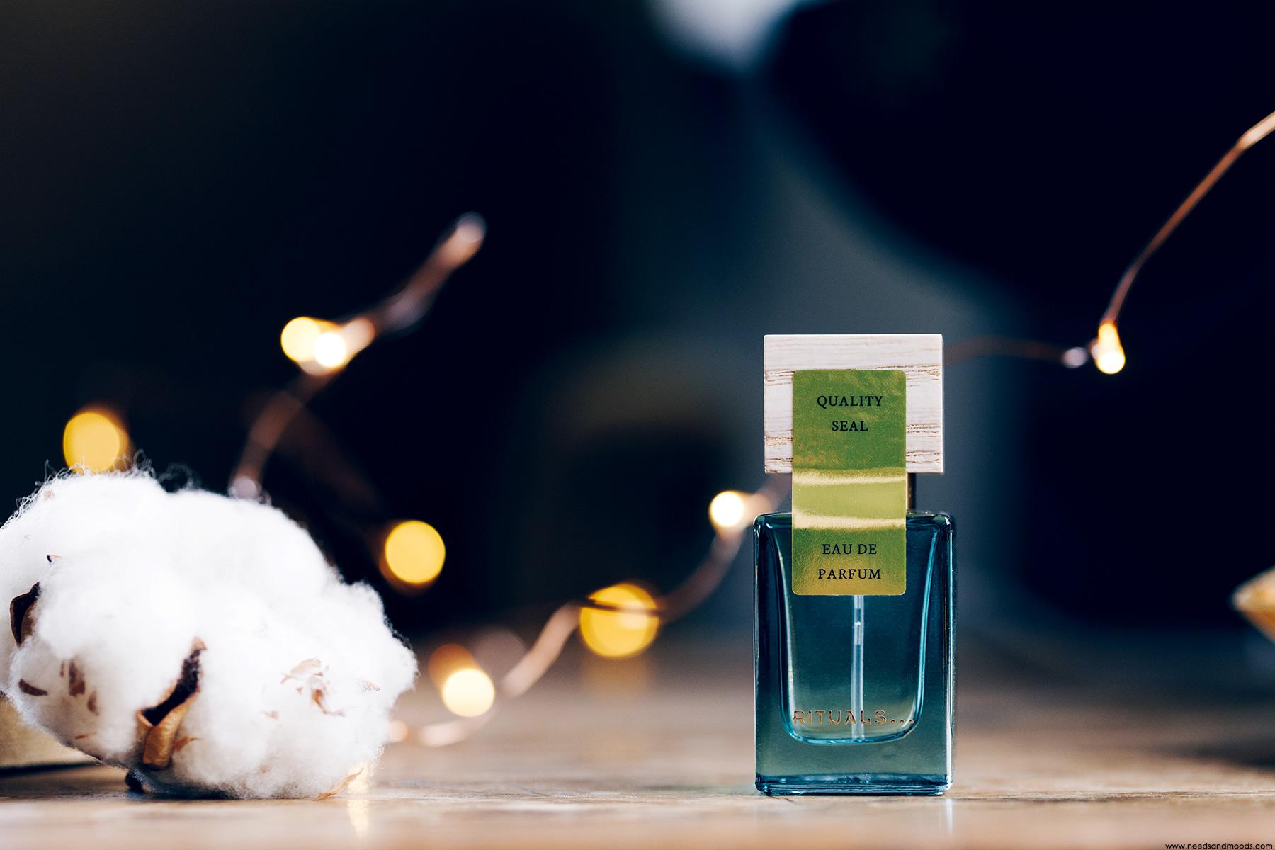 calendrier avent rituals eau de parfum