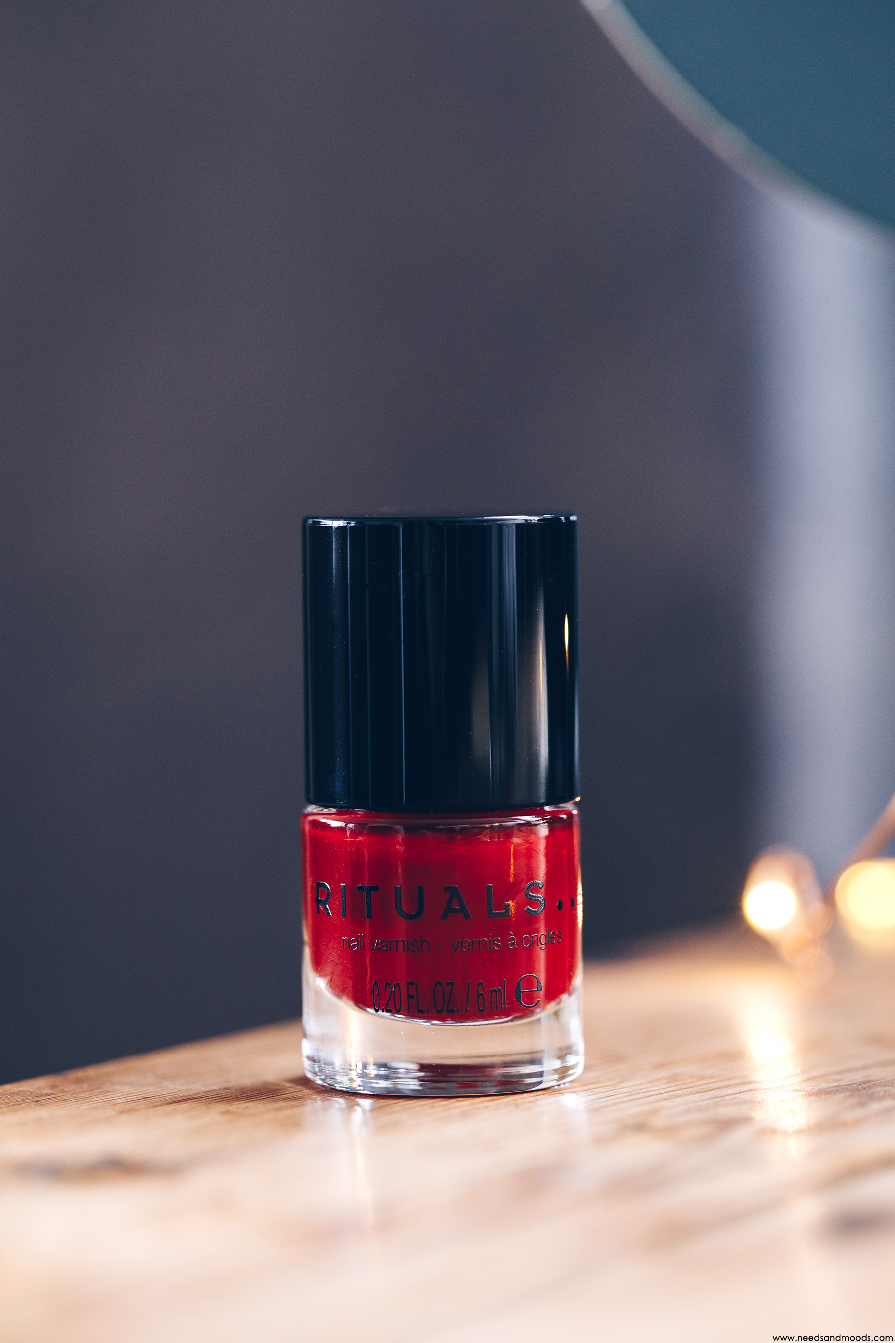 calendrier avent rituals vernis a ongles