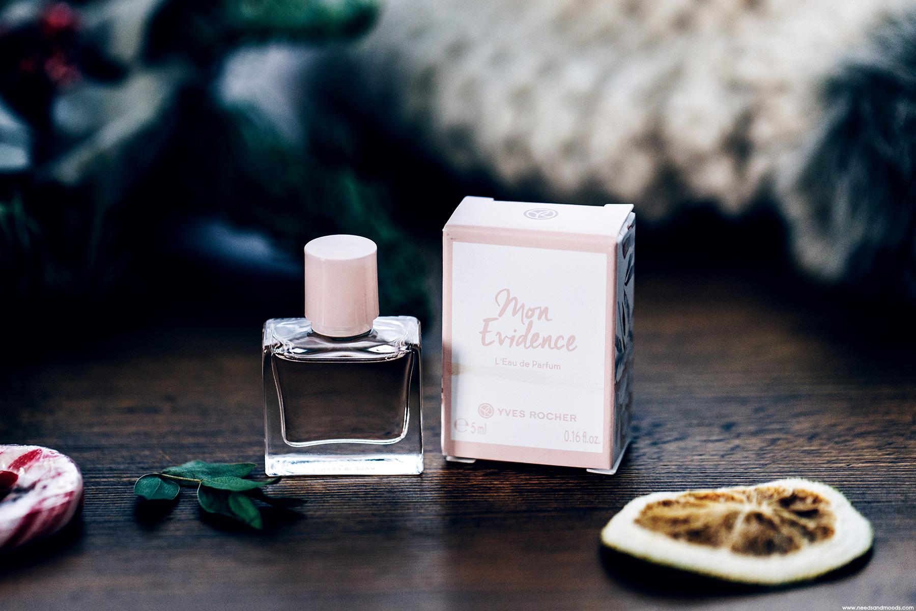 calendrier de l avent yves rocher parfum