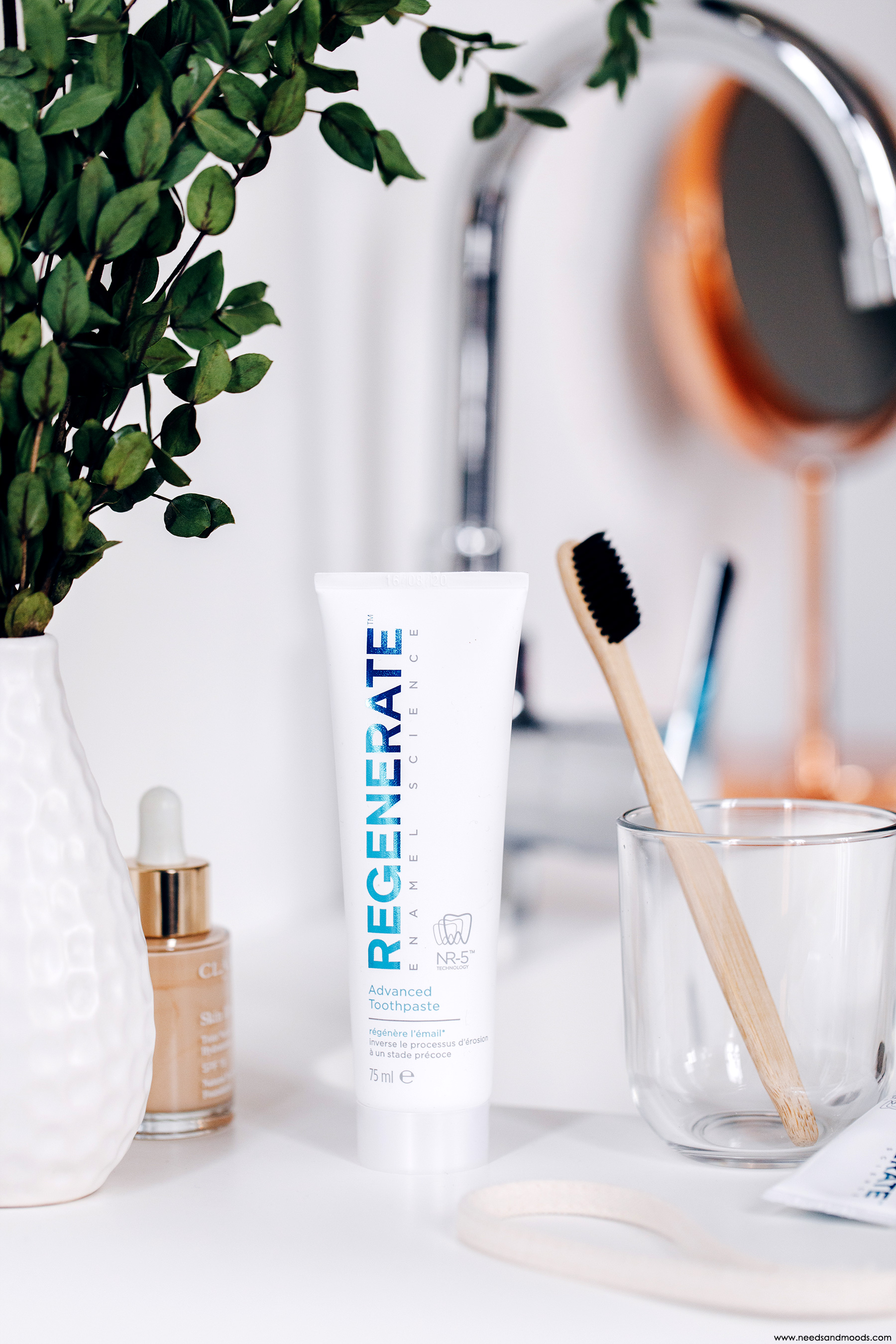 dentifrice regenerate