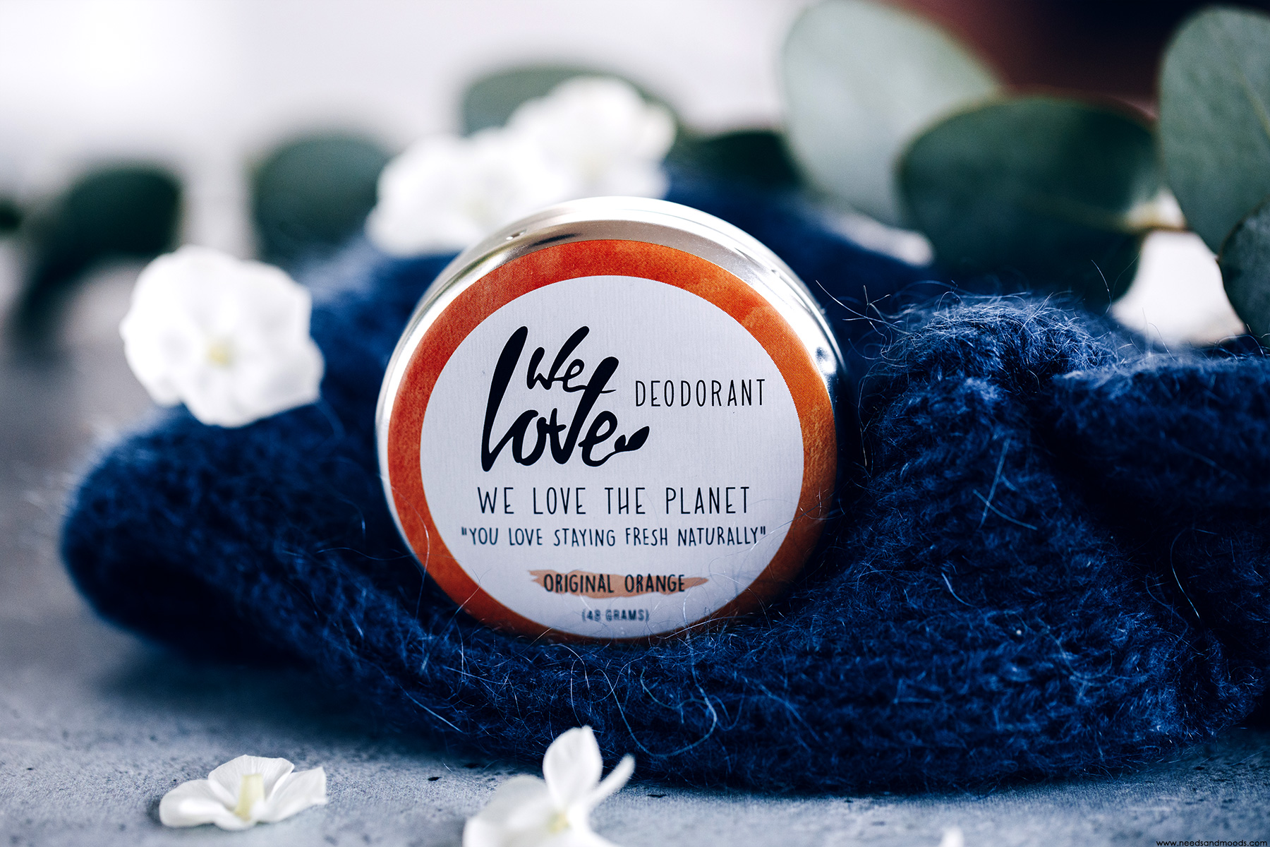 deodorant we love the planet