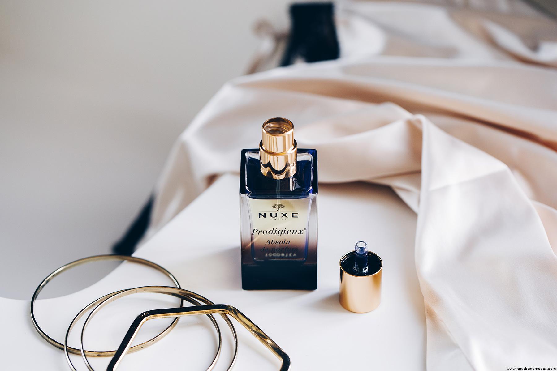 nuxe prodigieux absolu parfum avis