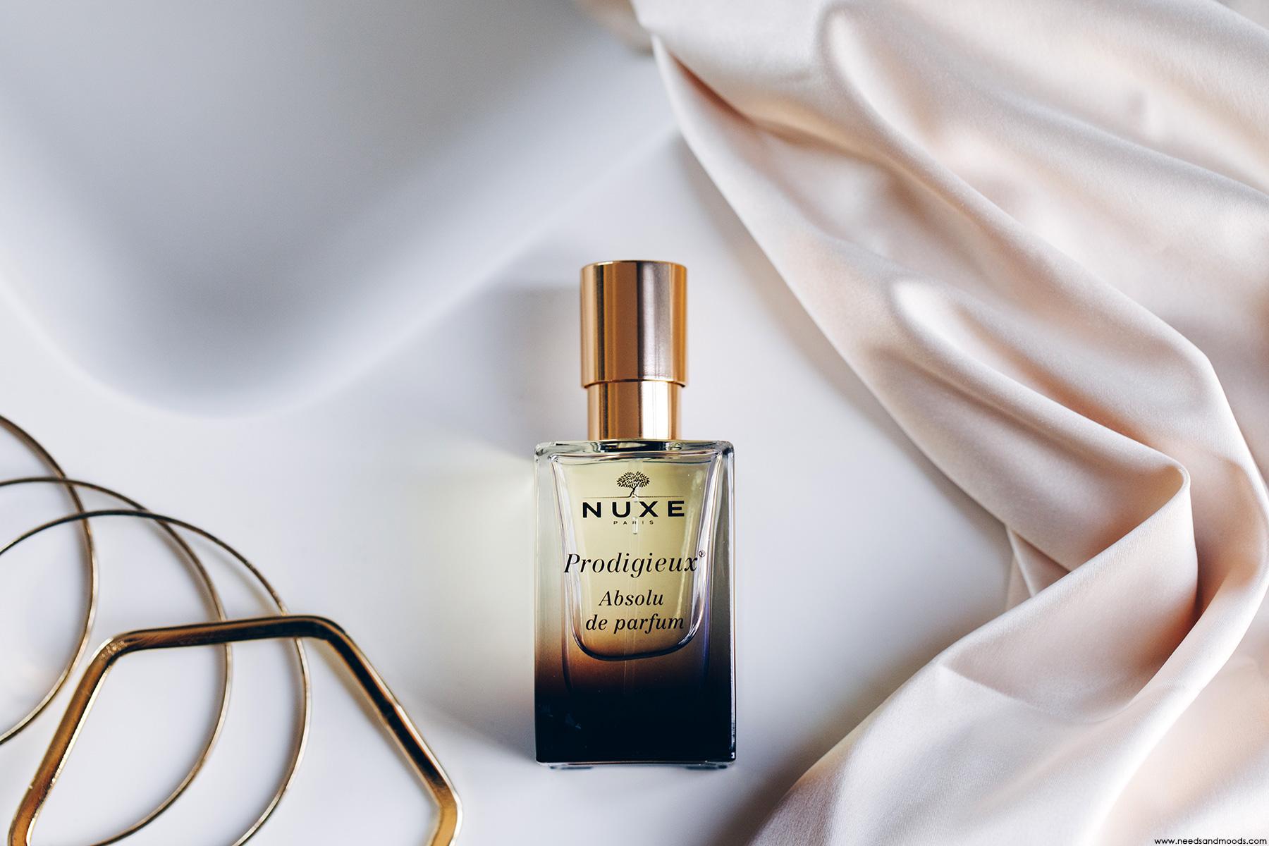 nuxe prodigieux absolu parfum