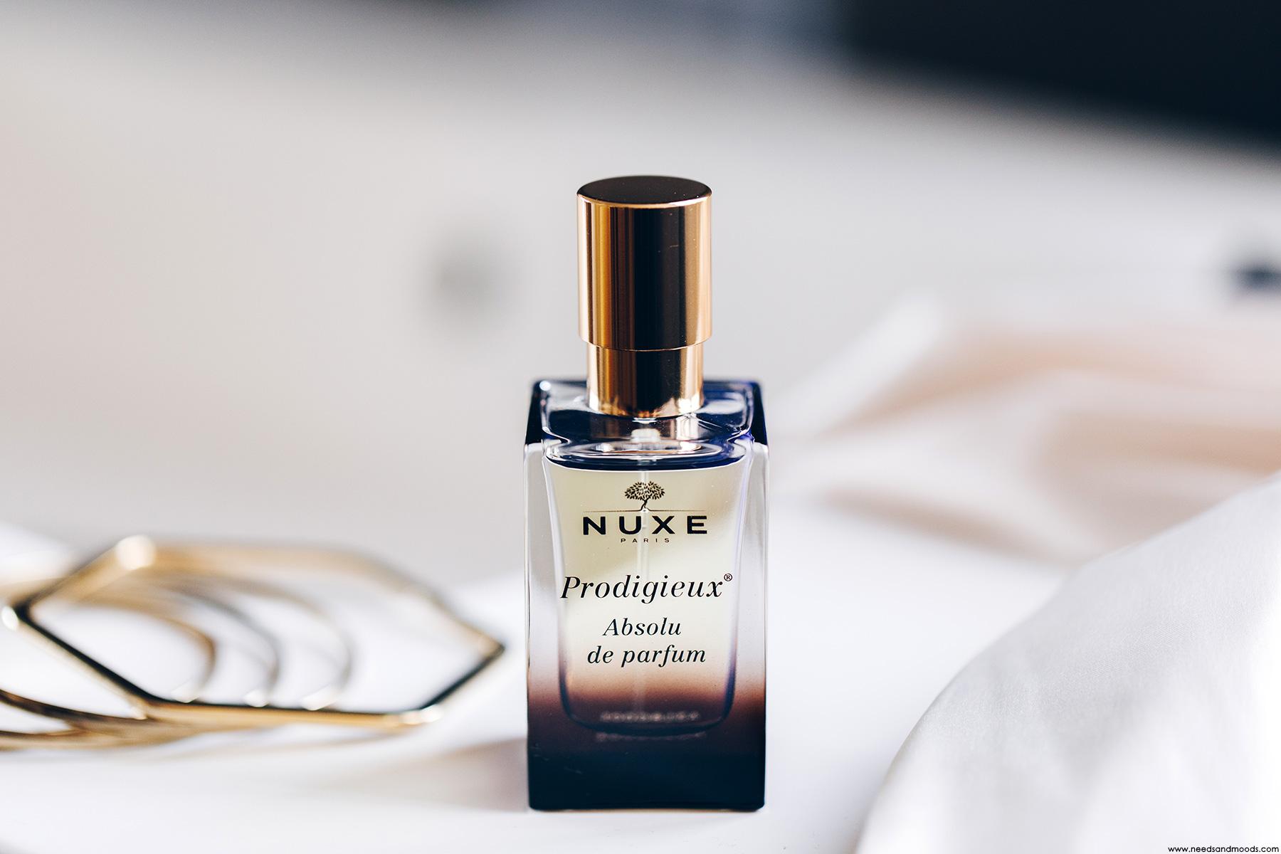 prodigieux absolu parfum nuxe avis