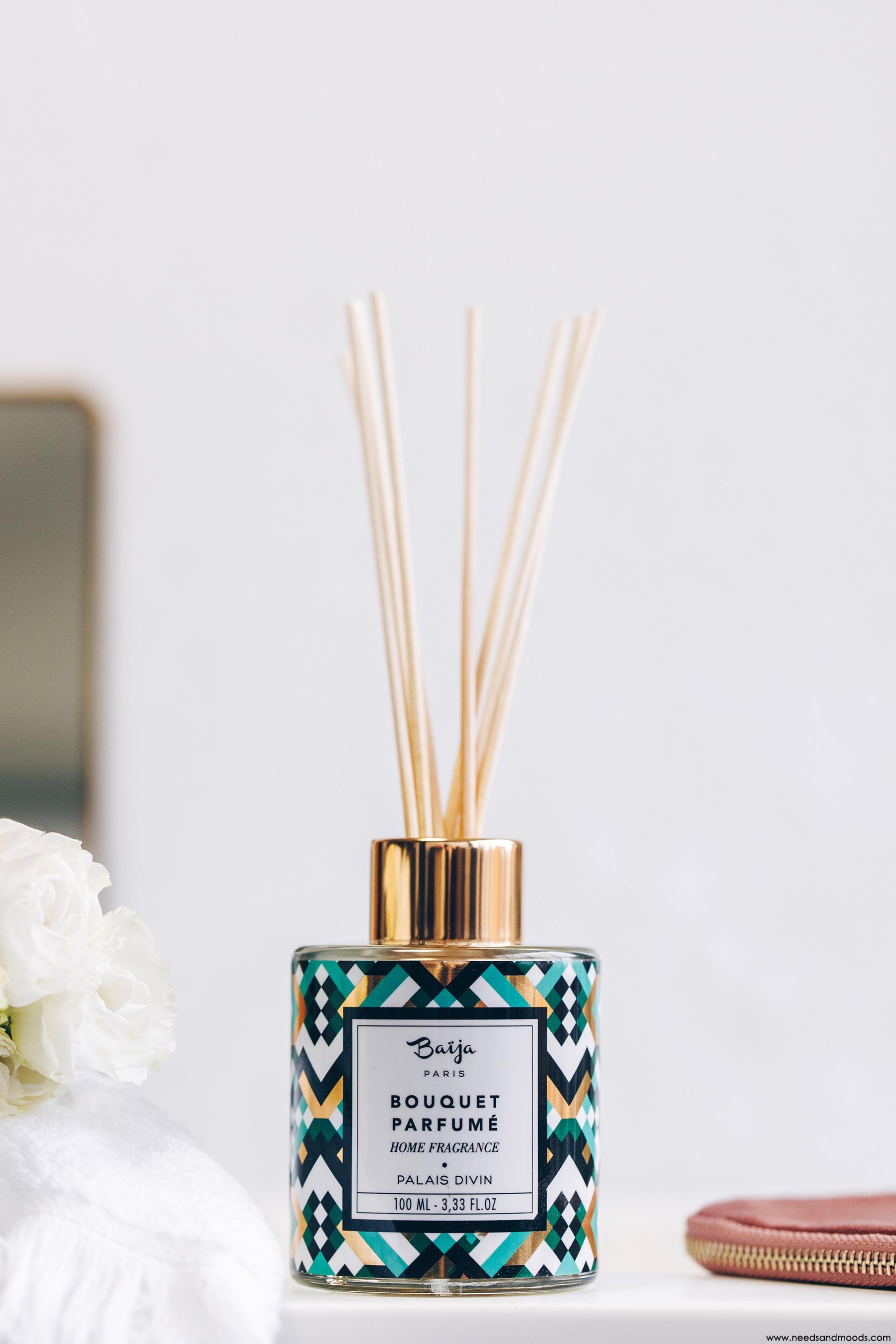 baija palais divin bouquet parfume