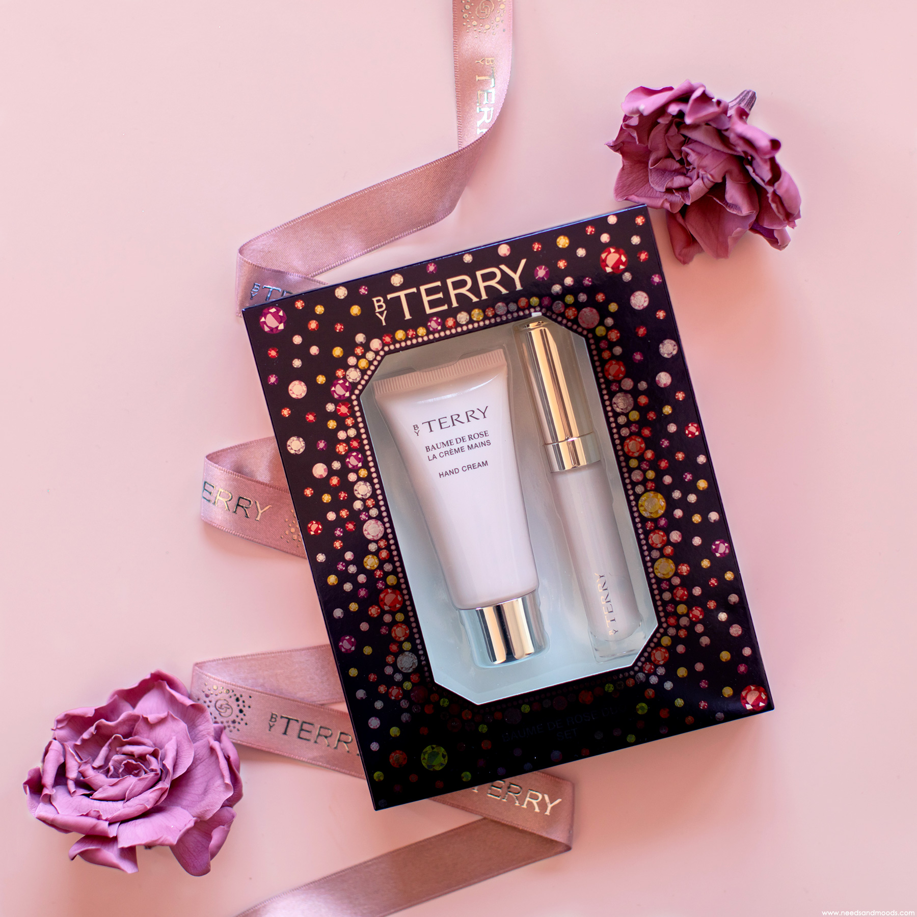 by terry baume rose duo set gem glow